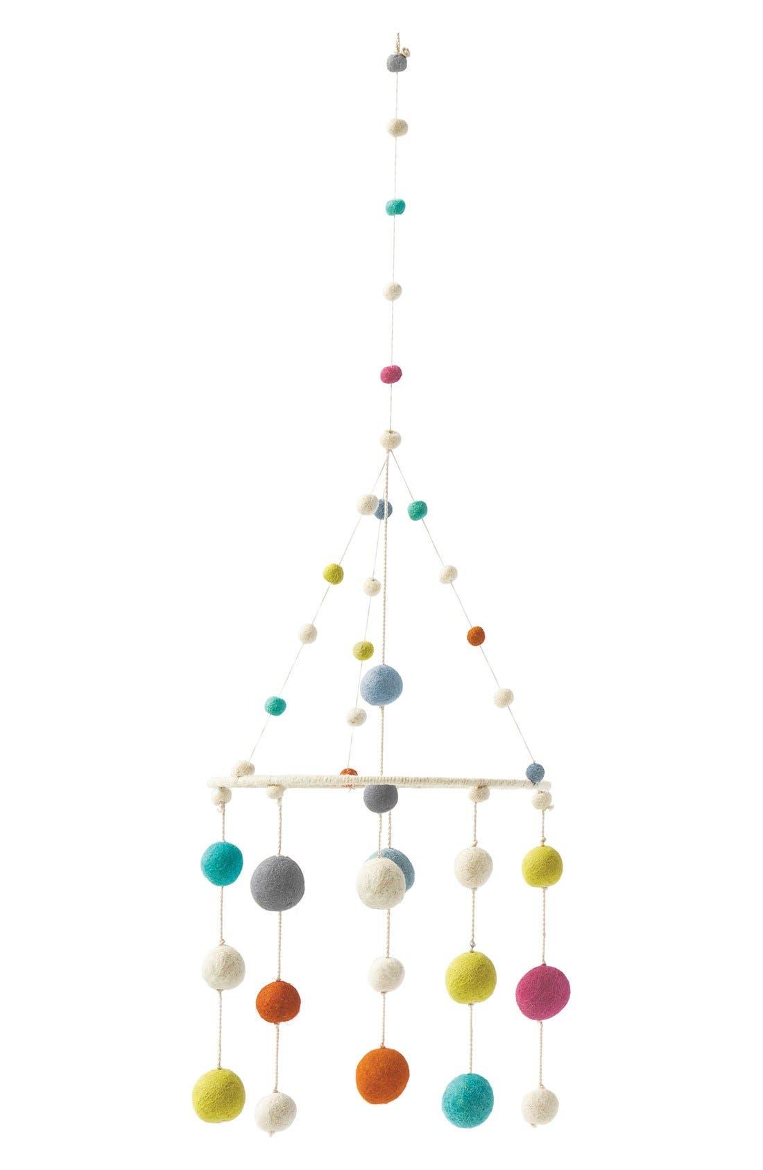 Merry Go Round Mobile,                         Main,                         color, Merry Go Round