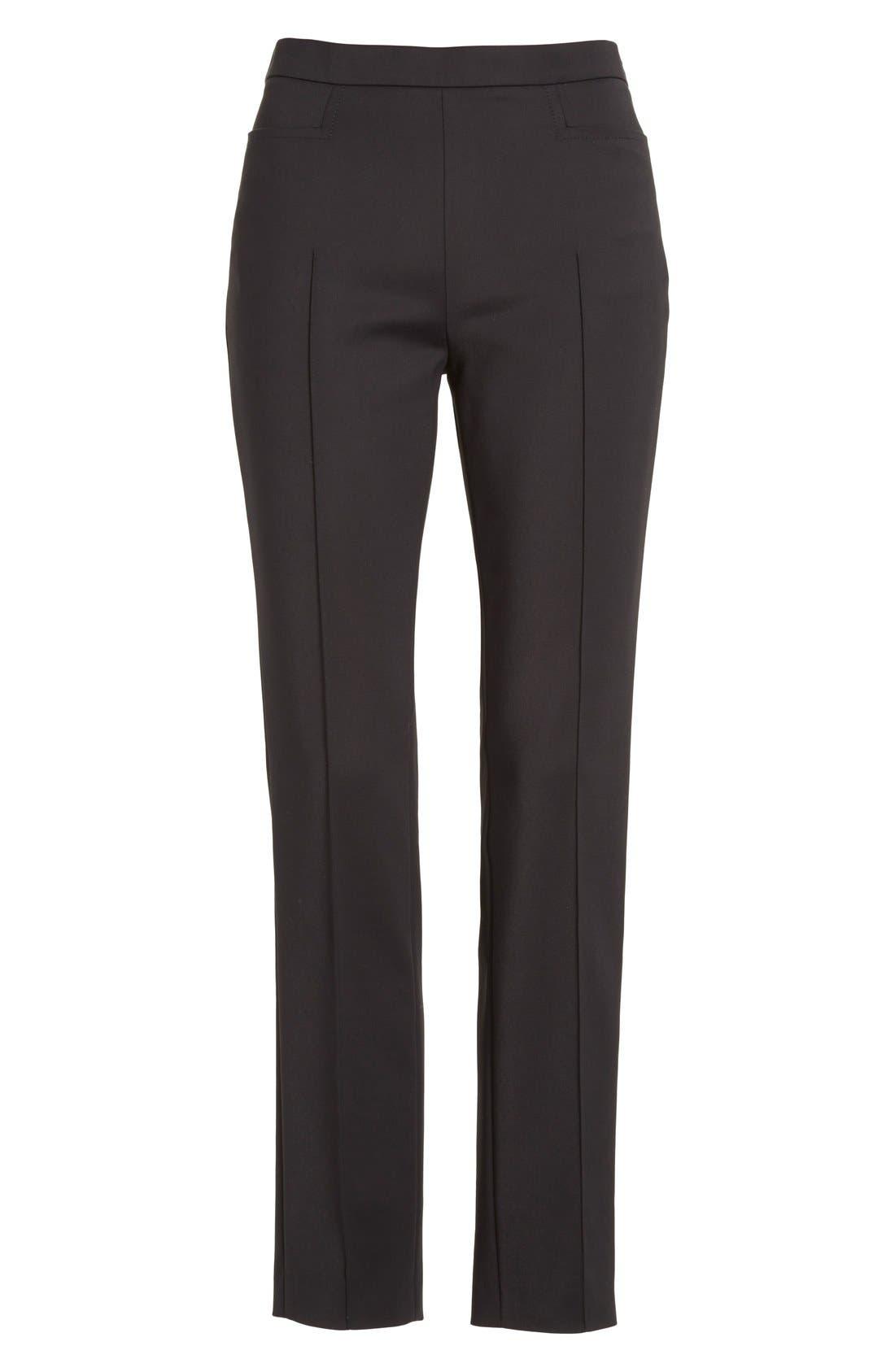 Alternate Image 4  - Akris punto 'Franca' Techno Cotton Pants