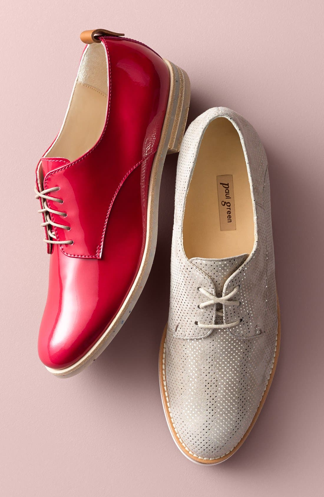 Alternate Image 6  - AGL Double Sole Oxford (Women)