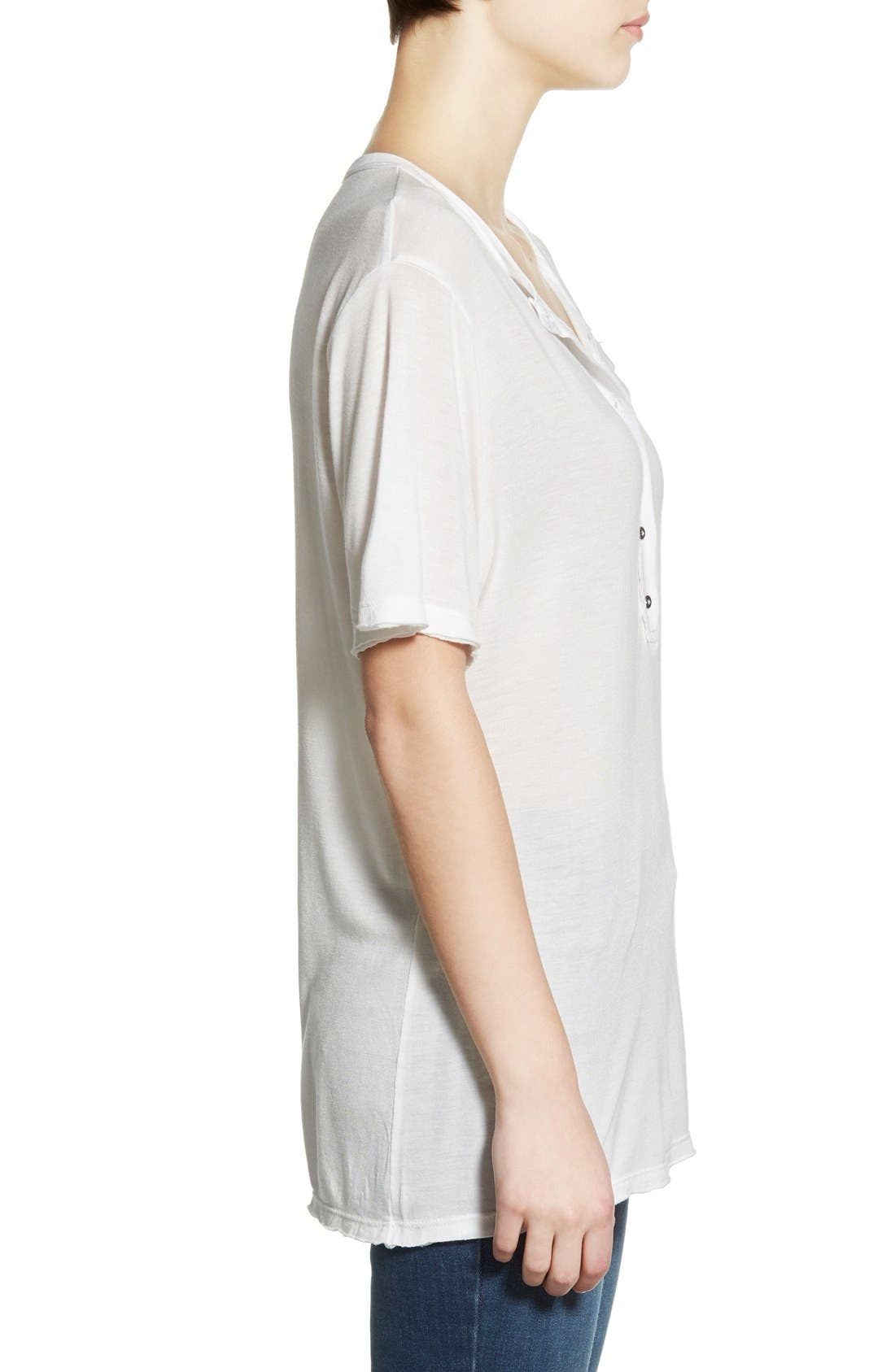 Alternate Image 4  - Project Social T Henley Tee