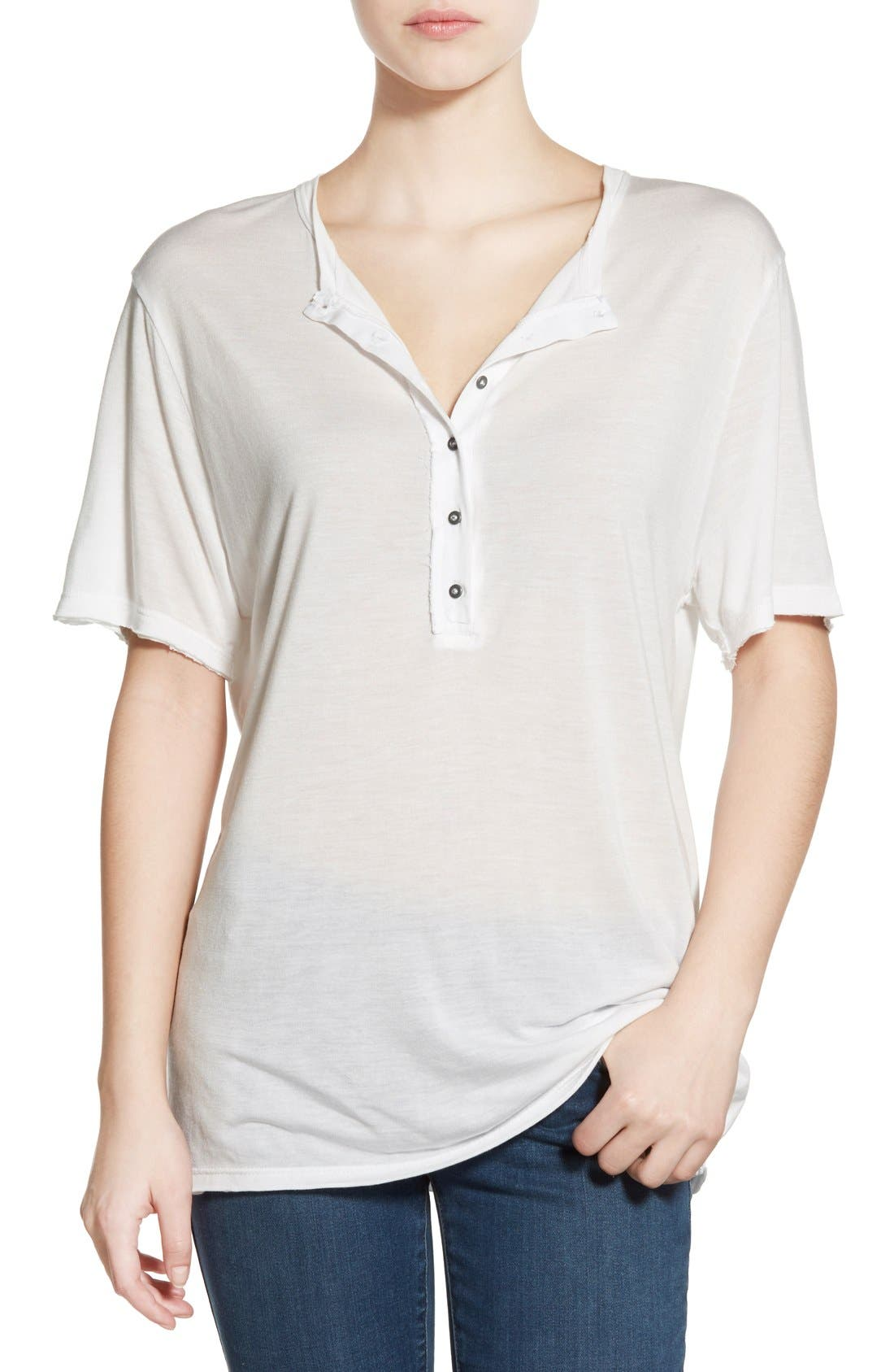 Alternate Image 1 Selected - Project Social T Henley Tee