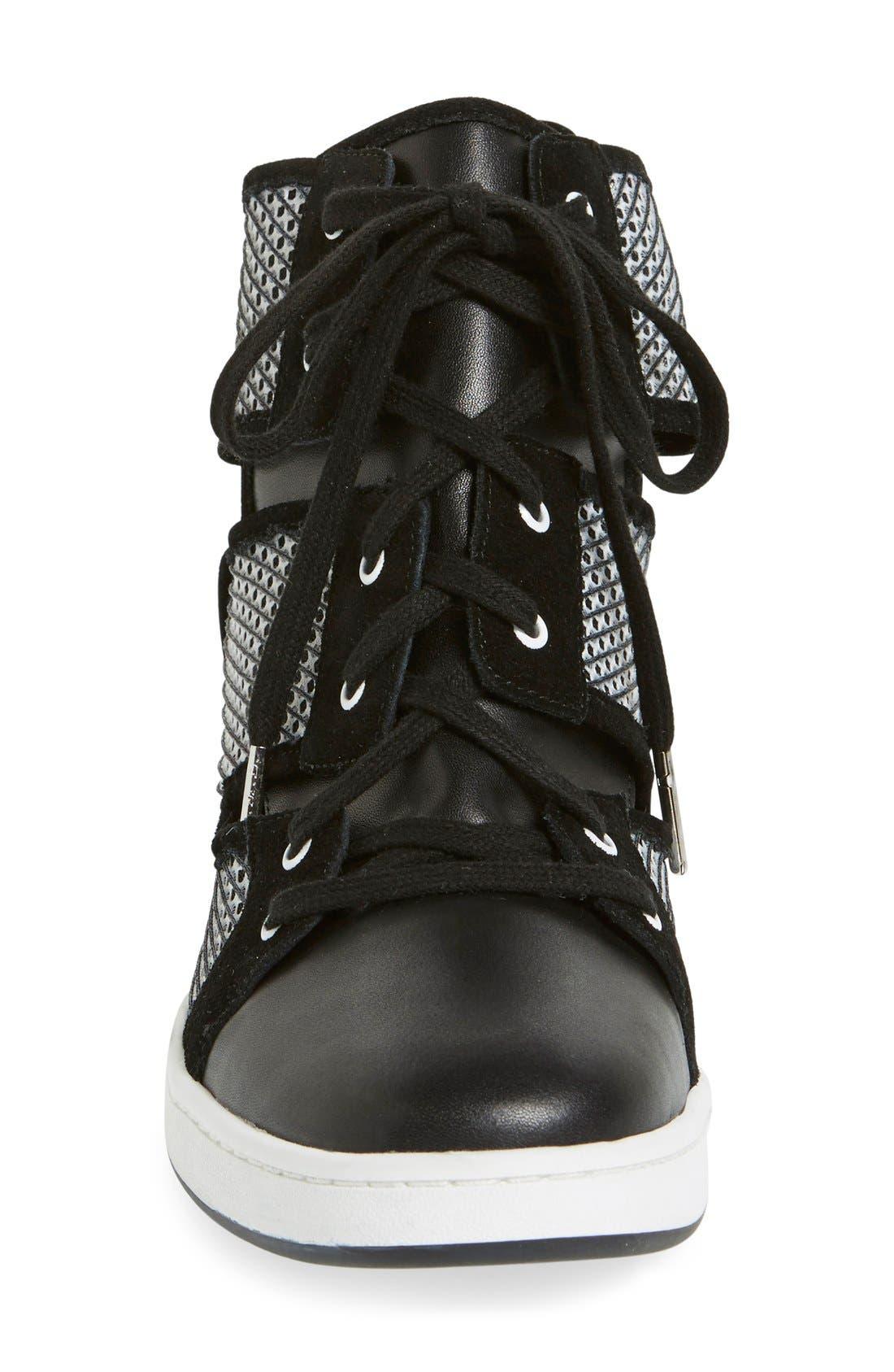 Alternate Image 3  - L.A.M.B. 'Gera' Hidden Wedge Sneaker (Women)