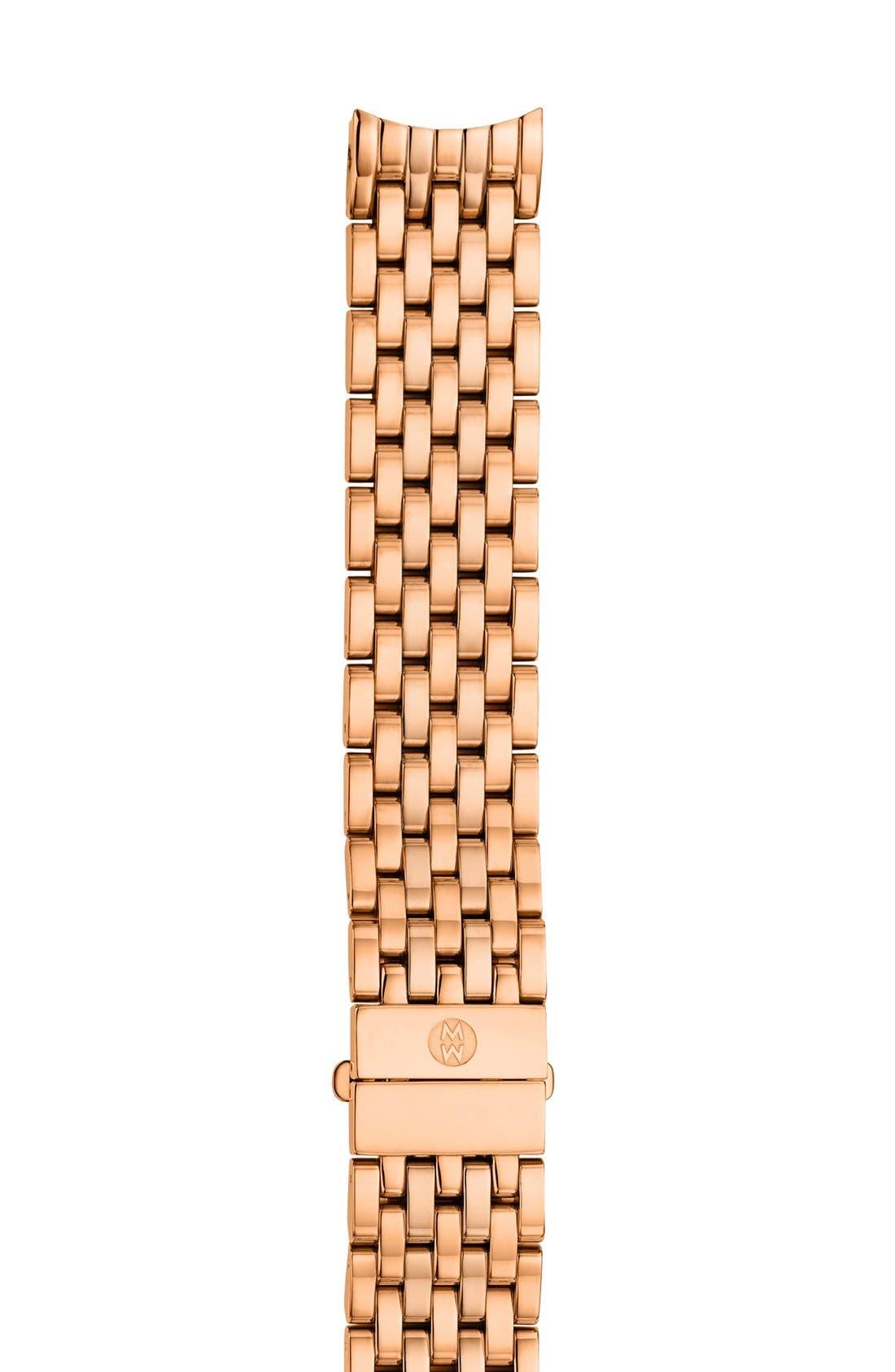 MICHELE 'Serein' 16mm Bracelet Watchband