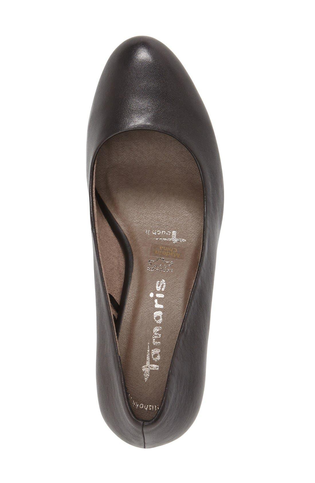 Alternate Image 3  - Tamaris 'Pimela' Almond Toe Pump (Women)