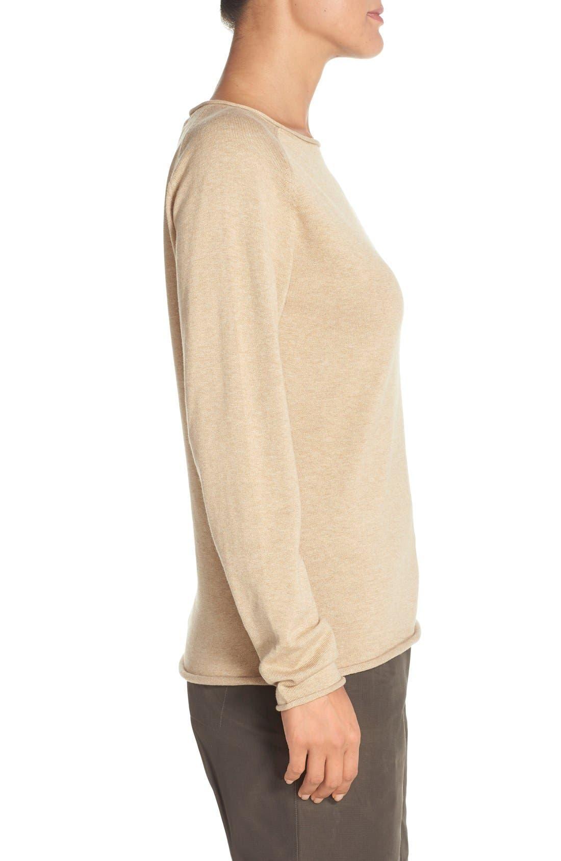 Alternate Image 3  - Fjällräven 'Vik' Cotton & Wool Pullover