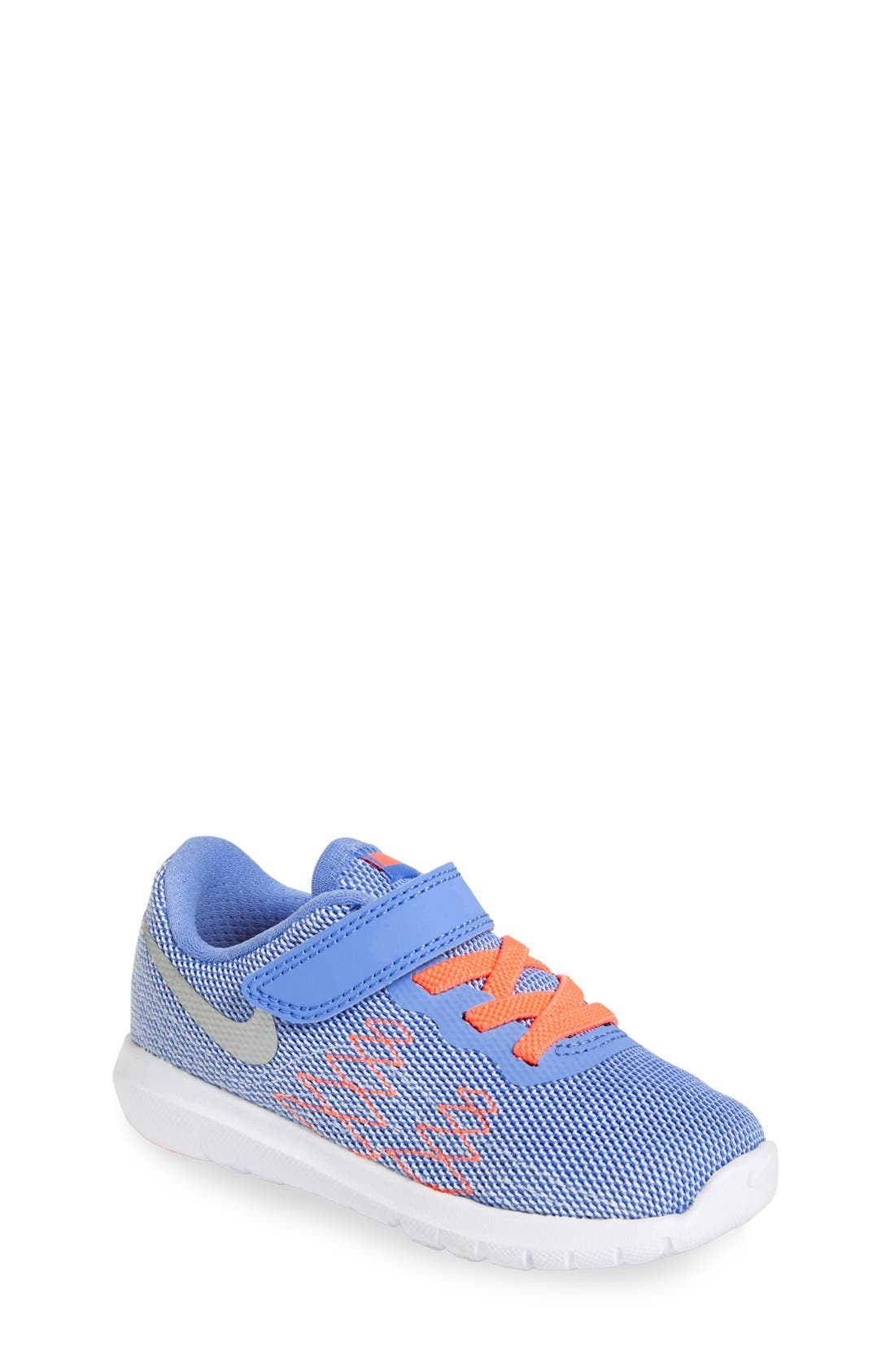 Main Image - Nike Flex Fury 2 Athletic Shoe (Baby, Walker & Toddler)