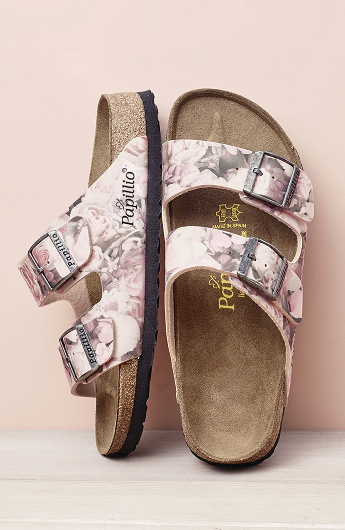 Alternate Image 8  - Birkenstock Arizona Birko-Flor Sandal (Women)