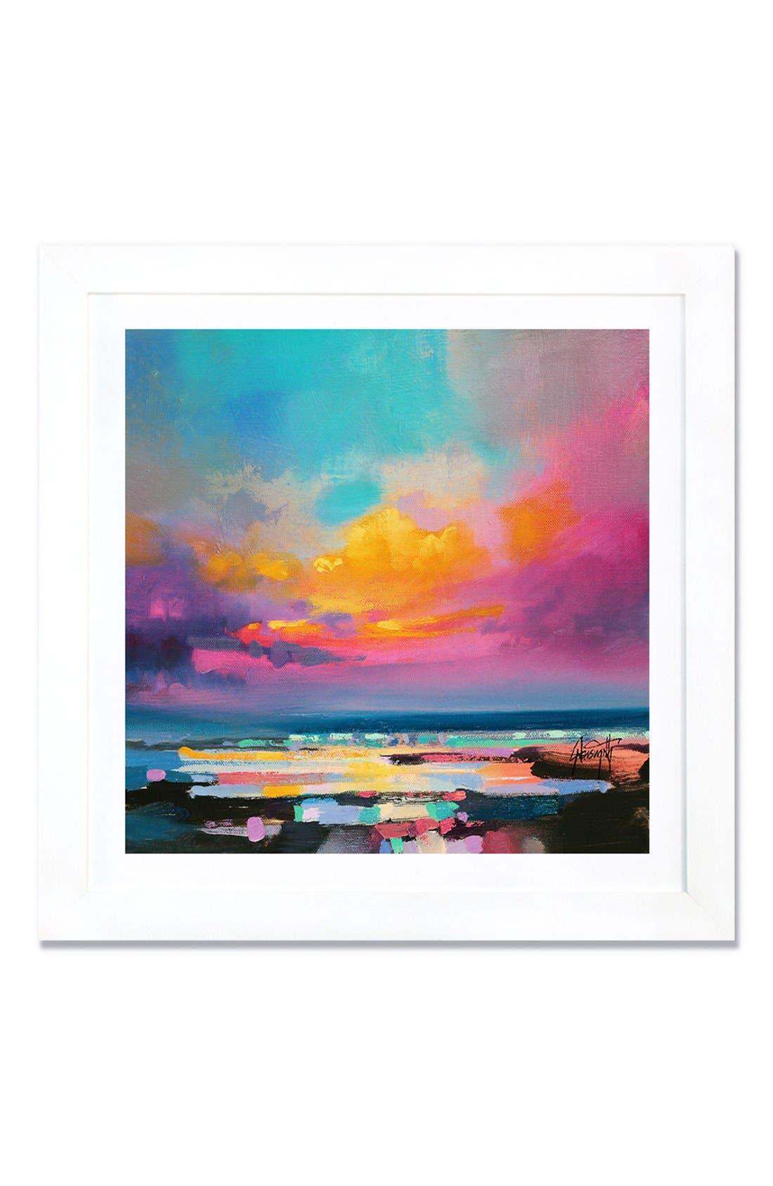 'Sky Study' Giclée Print Canvas Art,                         Main,                         color, Multi