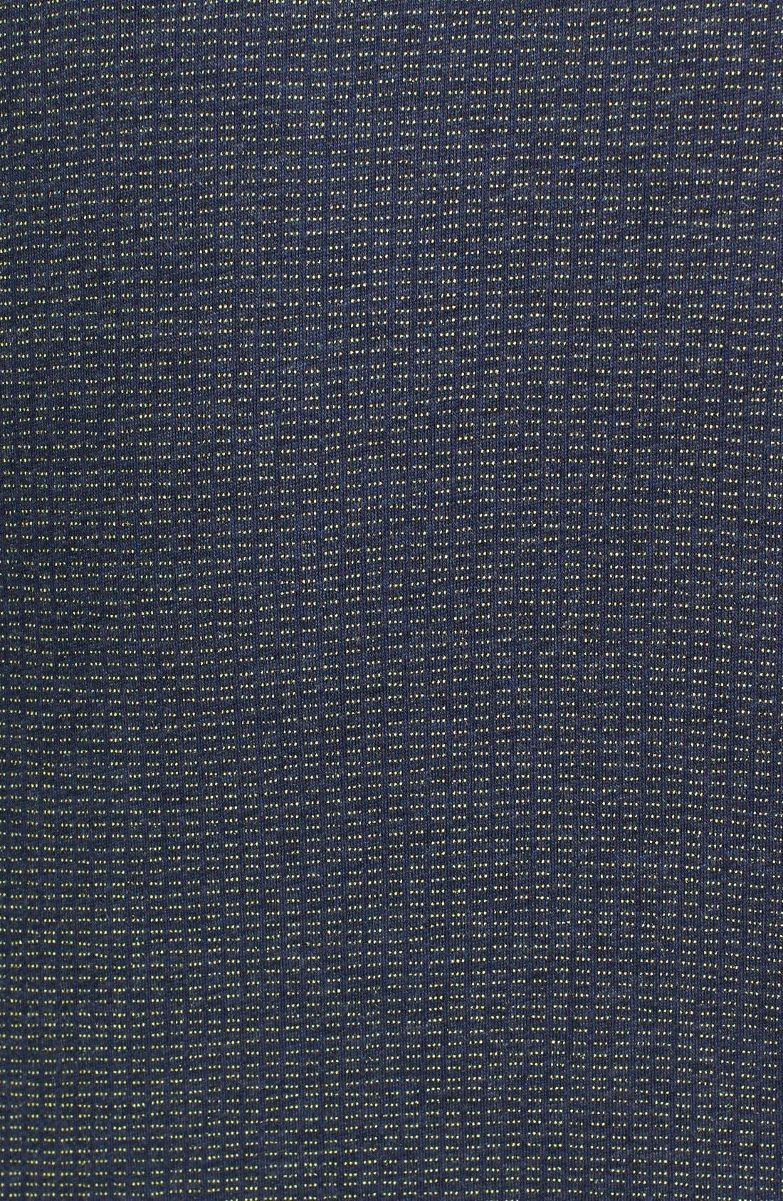 Alternate Image 5  - W.R.K Slim Fit Dot Print Sport Shirt
