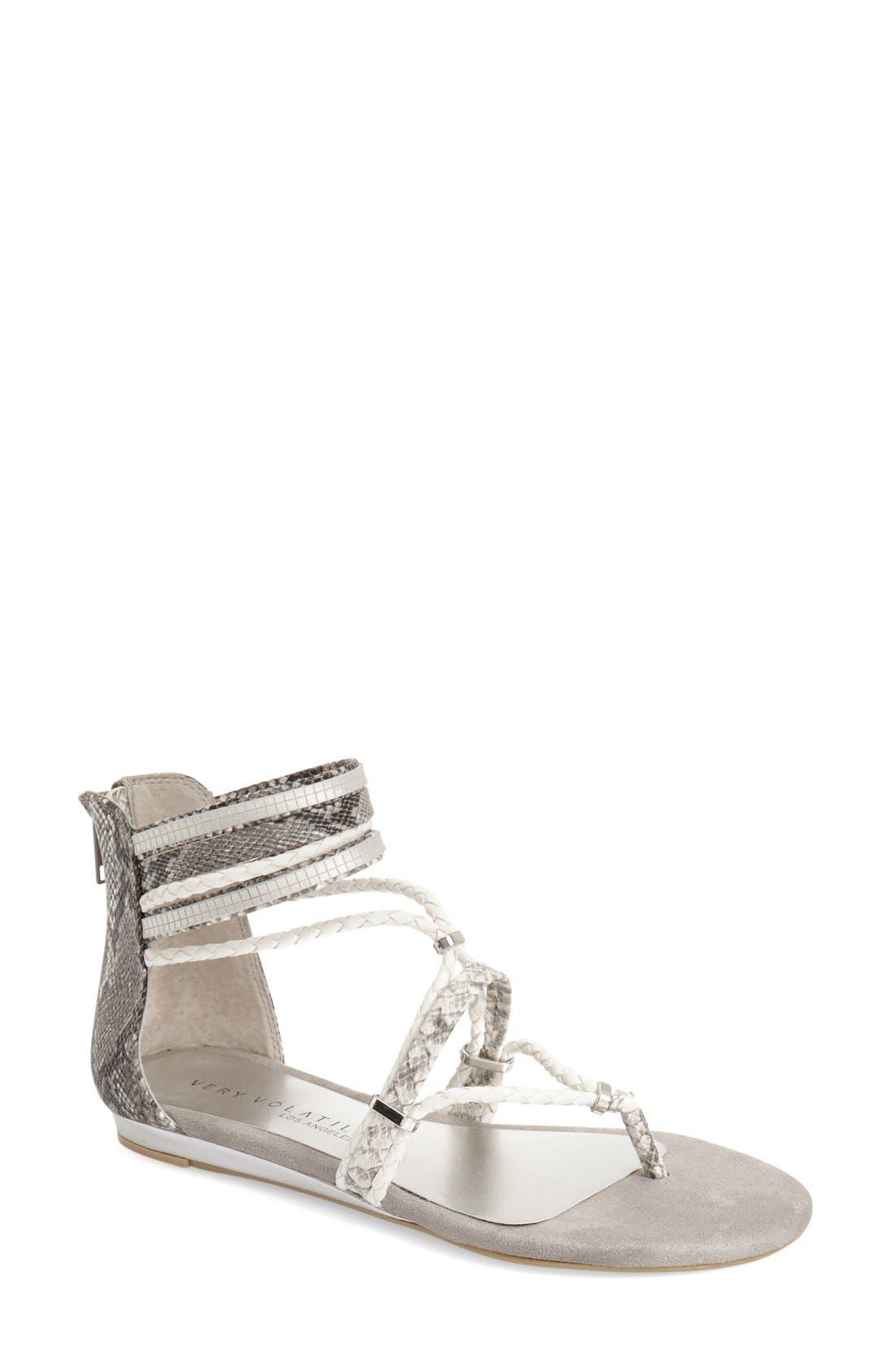 Alternate Image 1 Selected - Very Volatile 'Larissa' Sandal (Women)