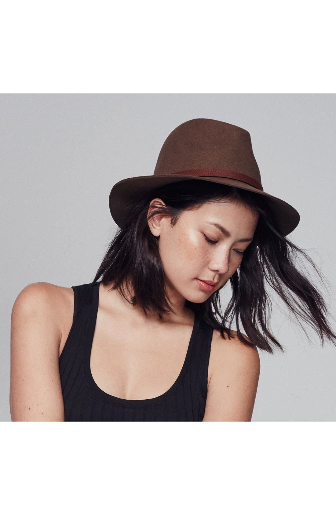 Alternate Image 3  - rag & bone Floppy Brim Fedora