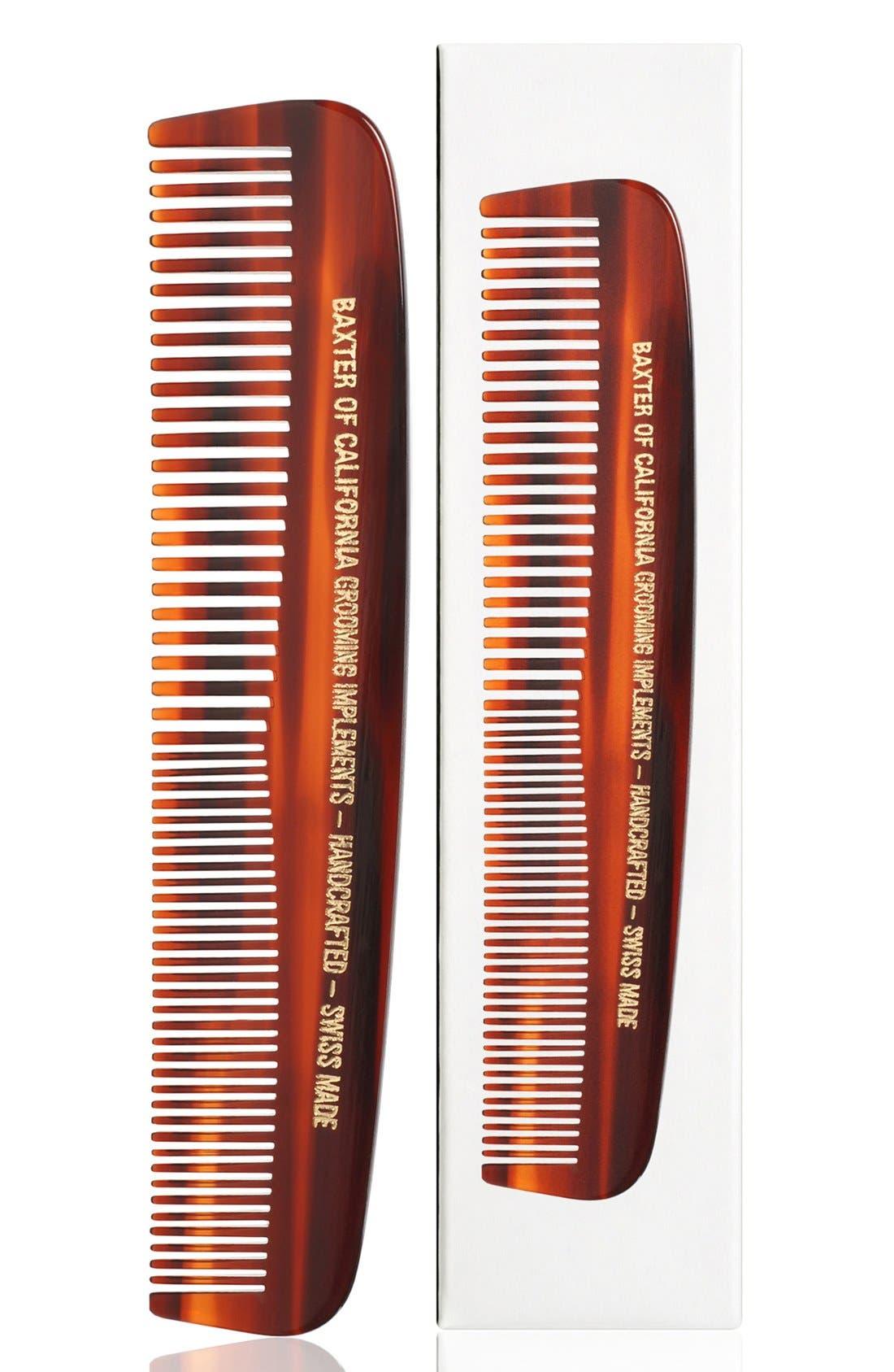 Beard Comb,                             Alternate thumbnail 2, color,                             No Color
