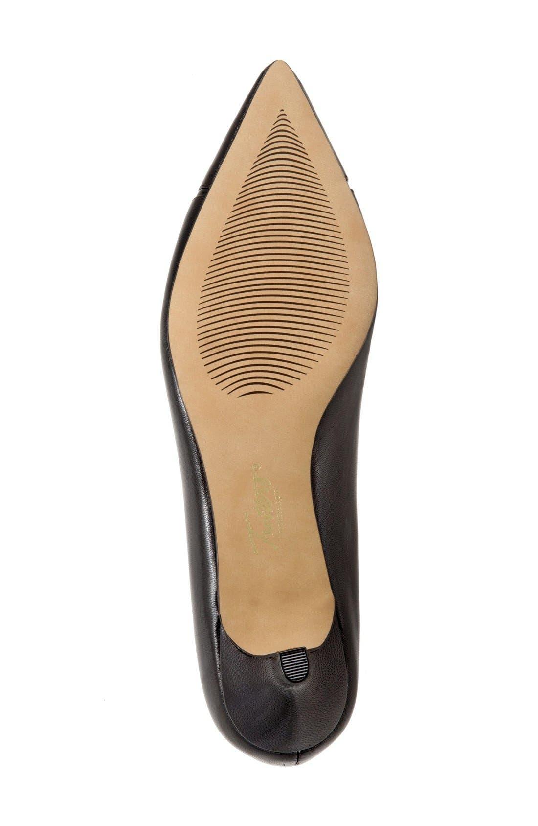 Alternate Image 4  - Trotters 'Kelsey' Pointy Toe Pump (Women)