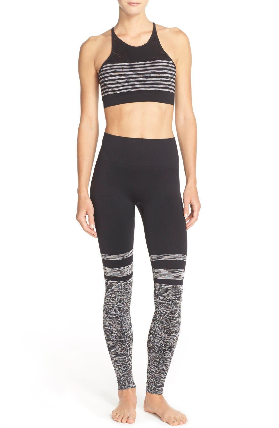 Alternate Image 6  - Climawear 'Sitting Pretty' High Rise Leggings