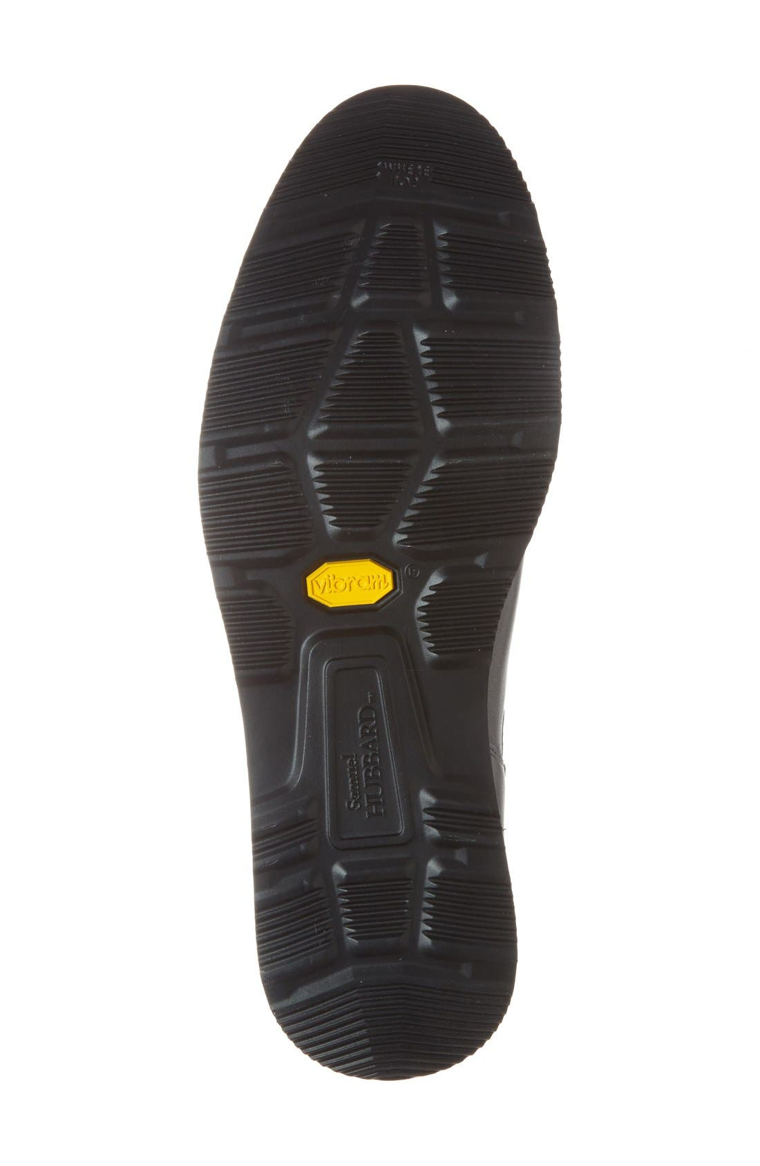 24 Seven Chelsea Boot,                             Alternate thumbnail 4, color,                             Black