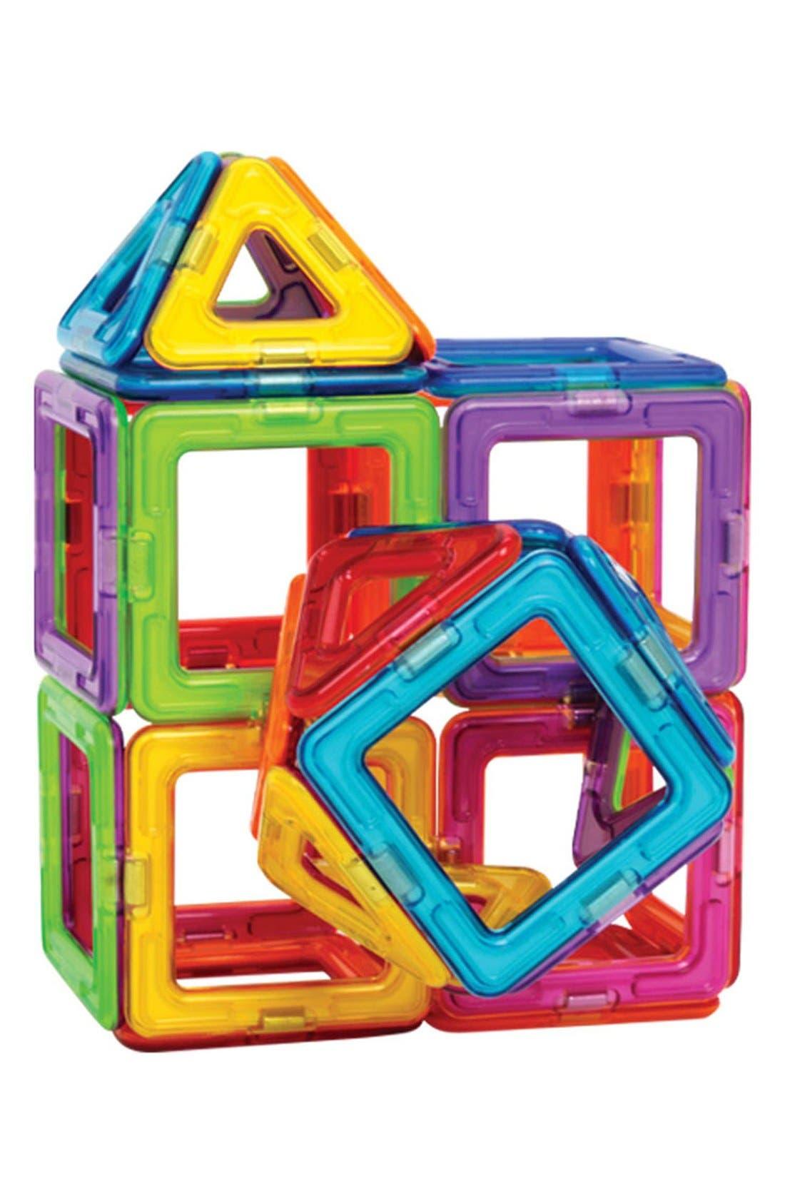 'Standard' Magnetic 3D Construction Set,                             Alternate thumbnail 3, color,                             Rainbow