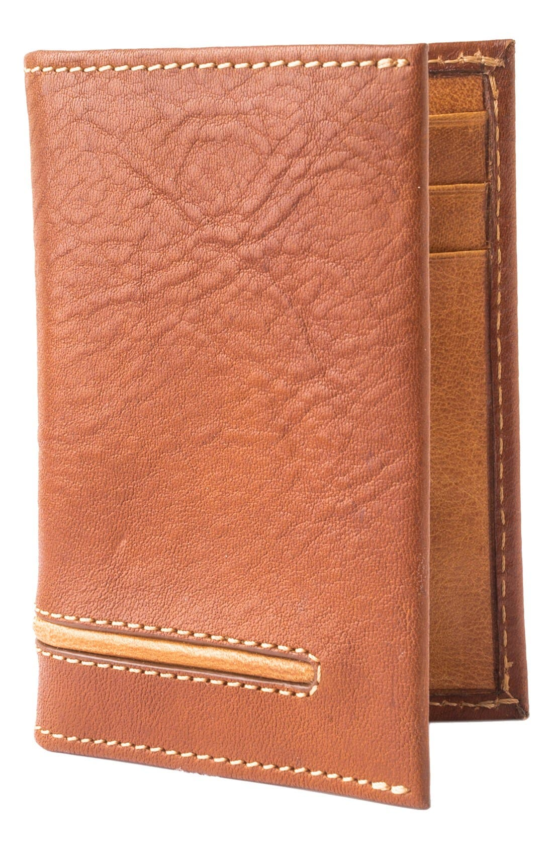 Alternate Image 2  - Tommy Bahama Leather Money Clip Card Case