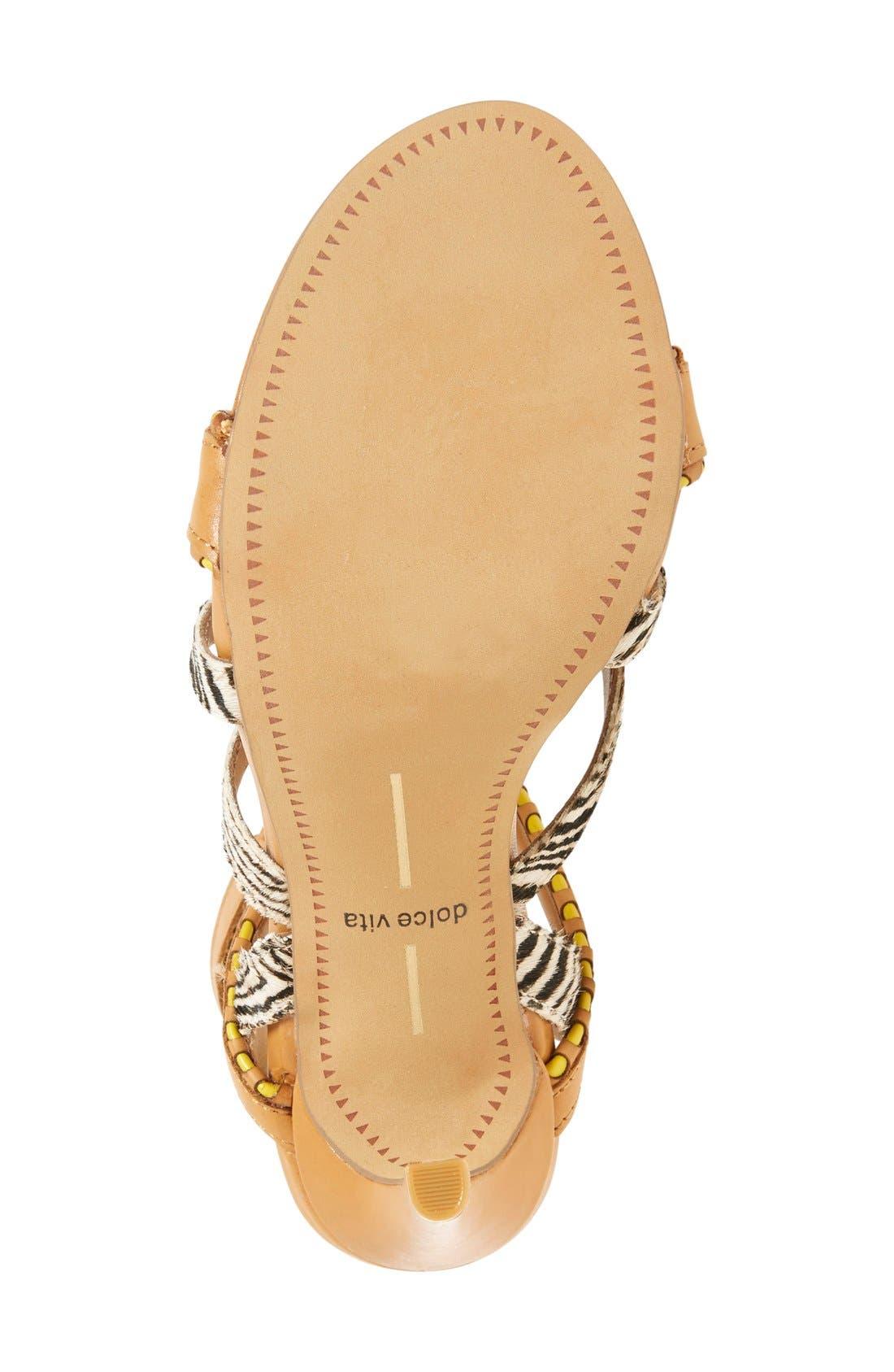 Alternate Image 3  - Dolce Vita 'Haven' Lace-Up Sandal (Women)