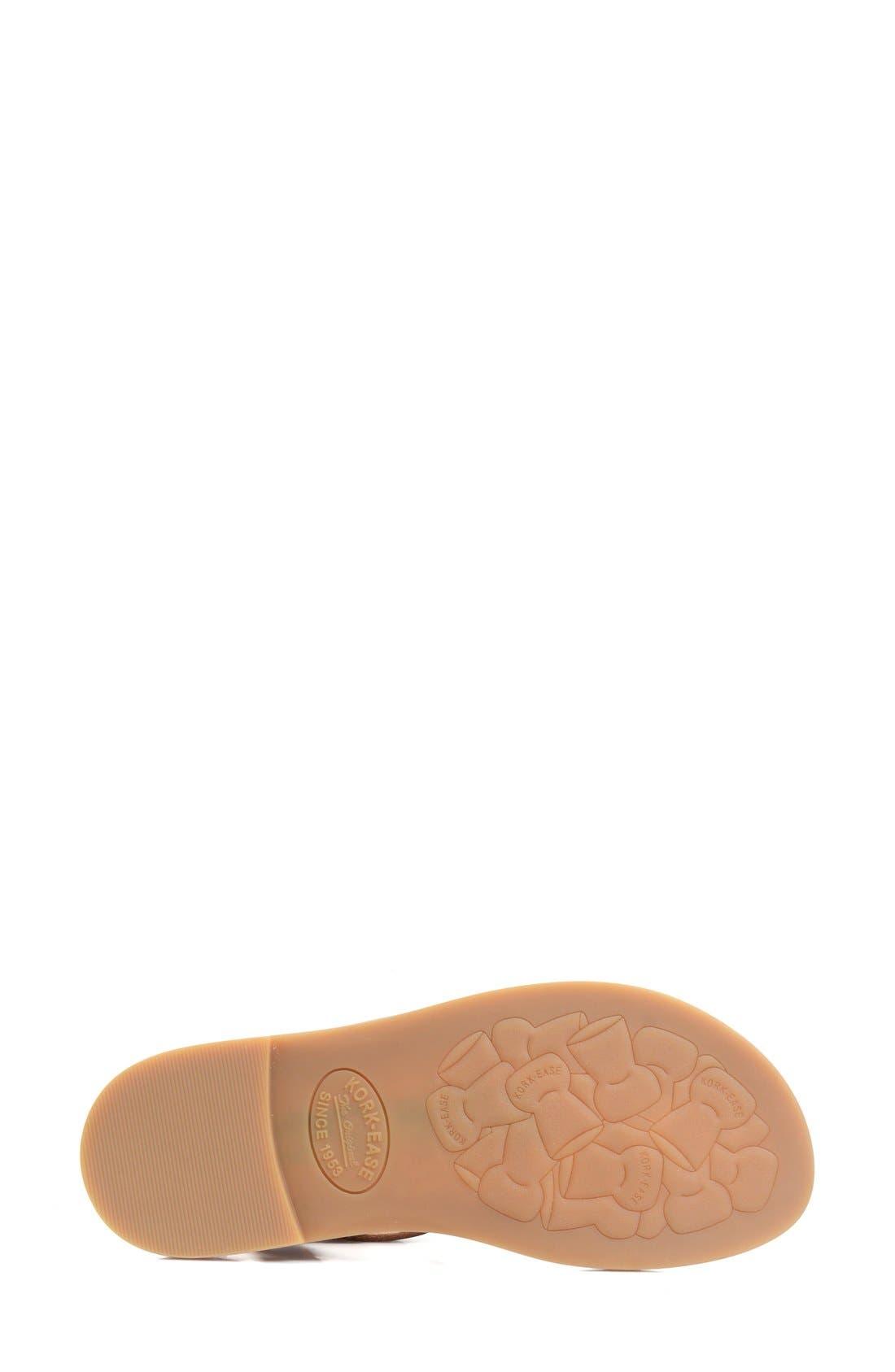 Alternate Image 4  - Kork-Ease® 'Catriona' Flat Sandal (Women)
