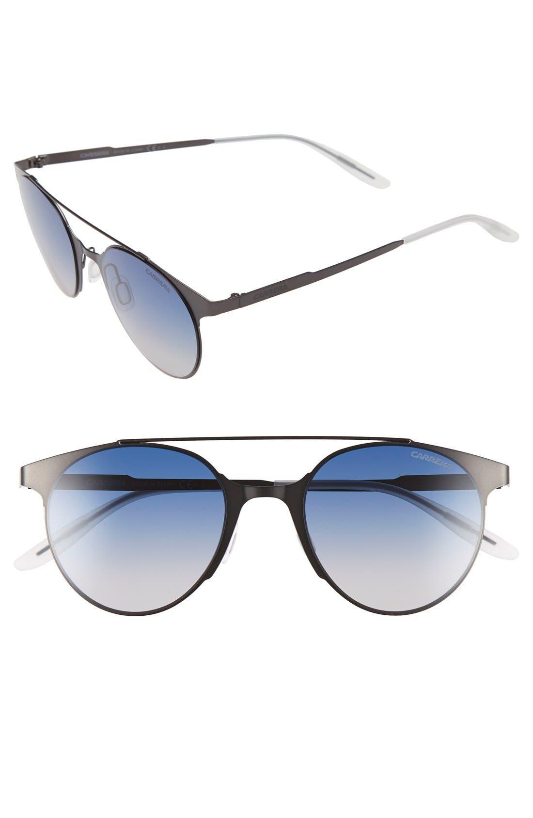 CARRERA EYEWEAR 50mm Retro Sunglasses