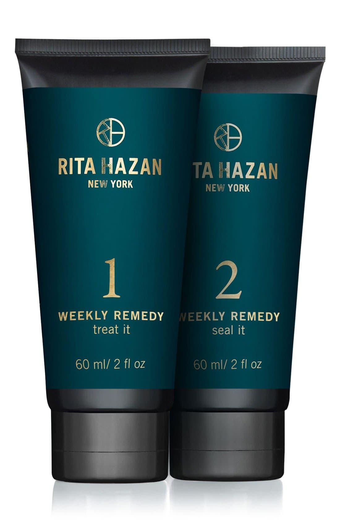 RITA HAZAN NEW YORK Weekly Remedy Treatment