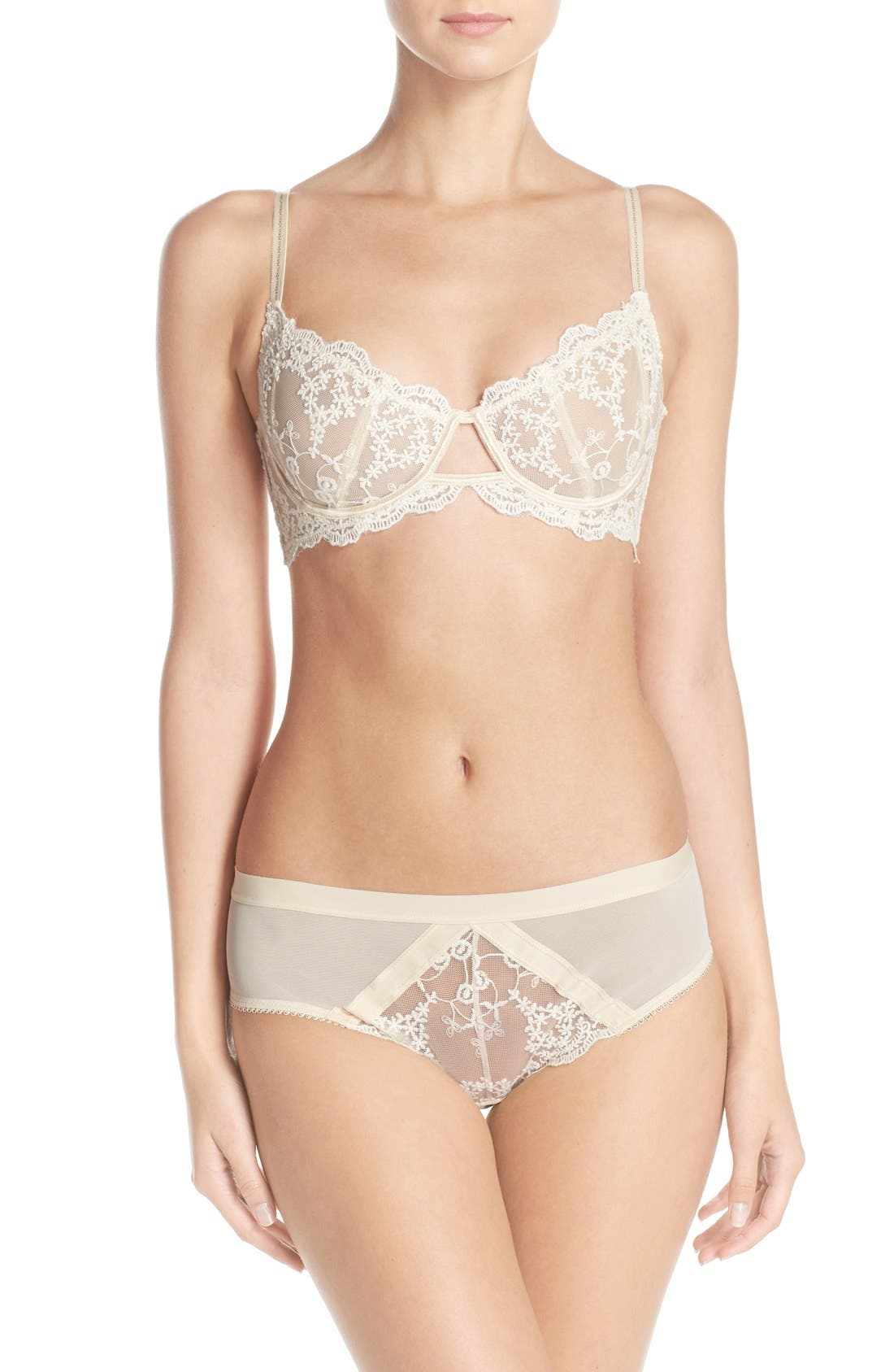 Alternate Image 4  - Free People 'Daydreamer' Lace Underwire Bra