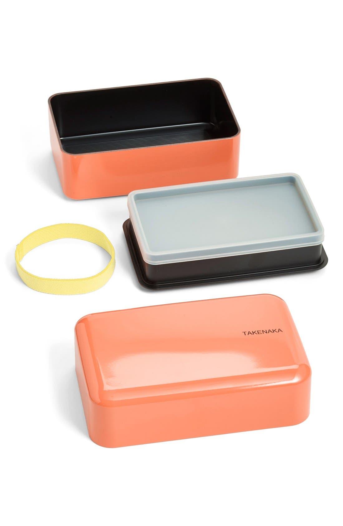 Alternate Image 2  - Takenaka Bento Box 'Rectangle' Bento Box