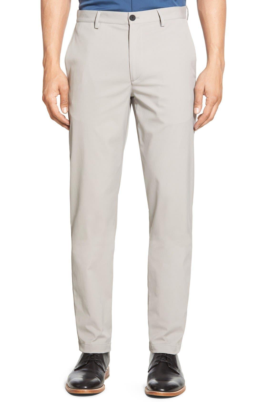 'Zaine Neoteric' Slim Fit Pants,                             Main thumbnail 1, color,                             Winter Sky