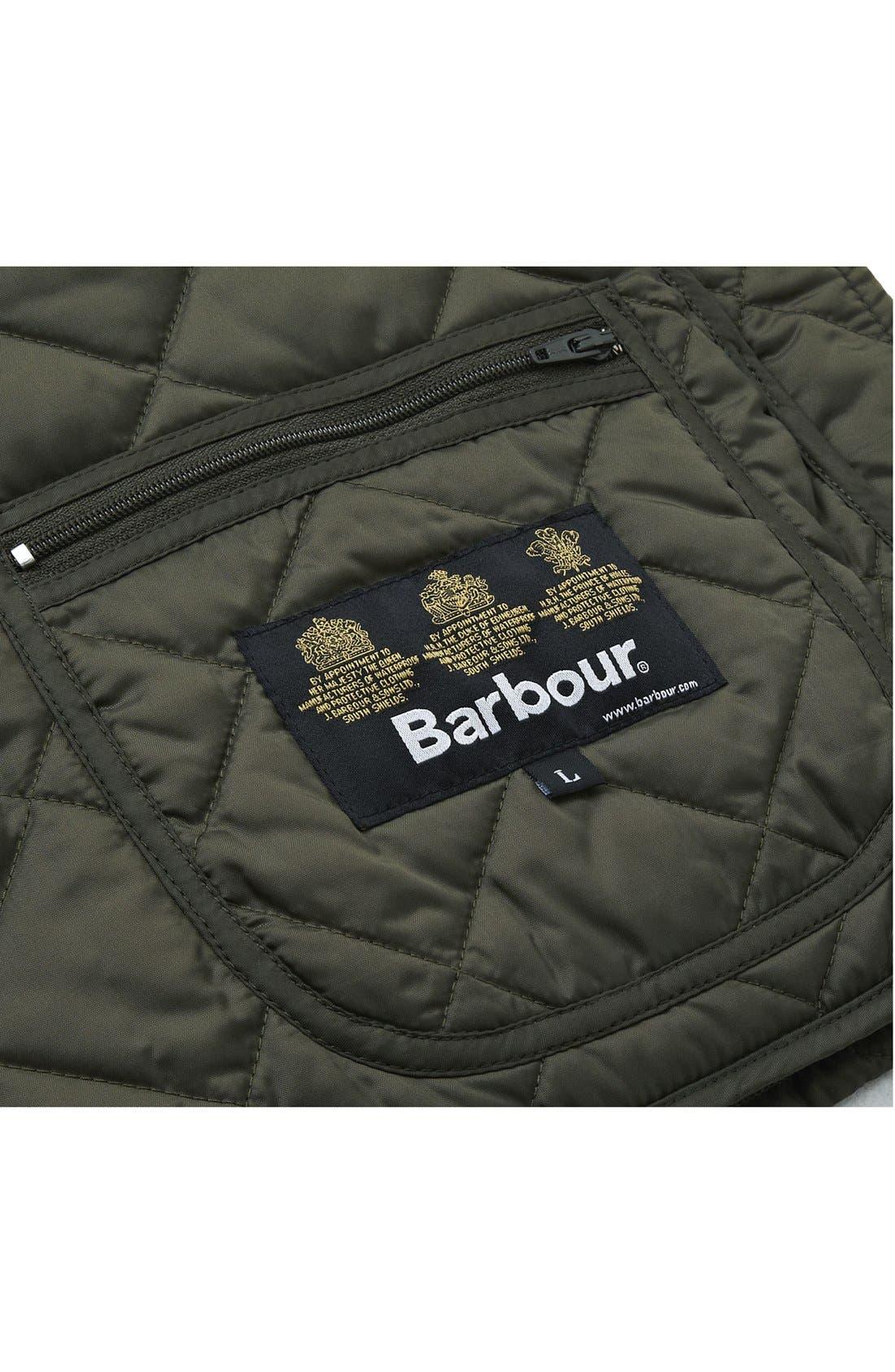 Alternate Image 5  - Barbour 'Tinford' Regular Fit Quilted Jacket