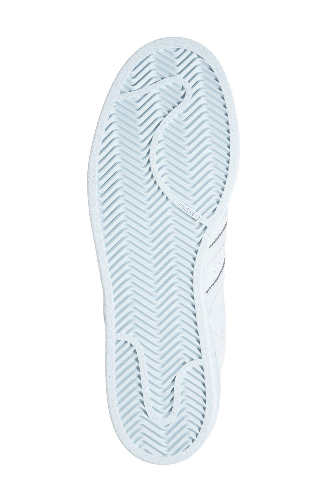 Alternate Image 4  - adidas 'Superstar ADICOLOR' Sneaker (Men)