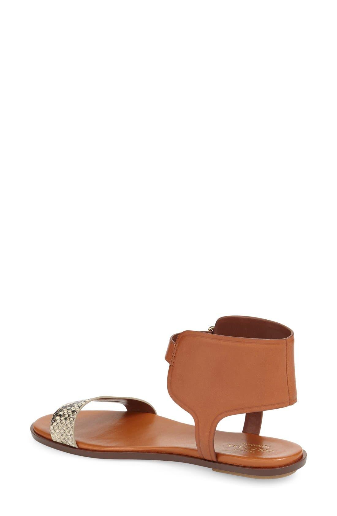 Alternate Image 2  - Cole Haan 'Barra' Flat Sandal (Women)
