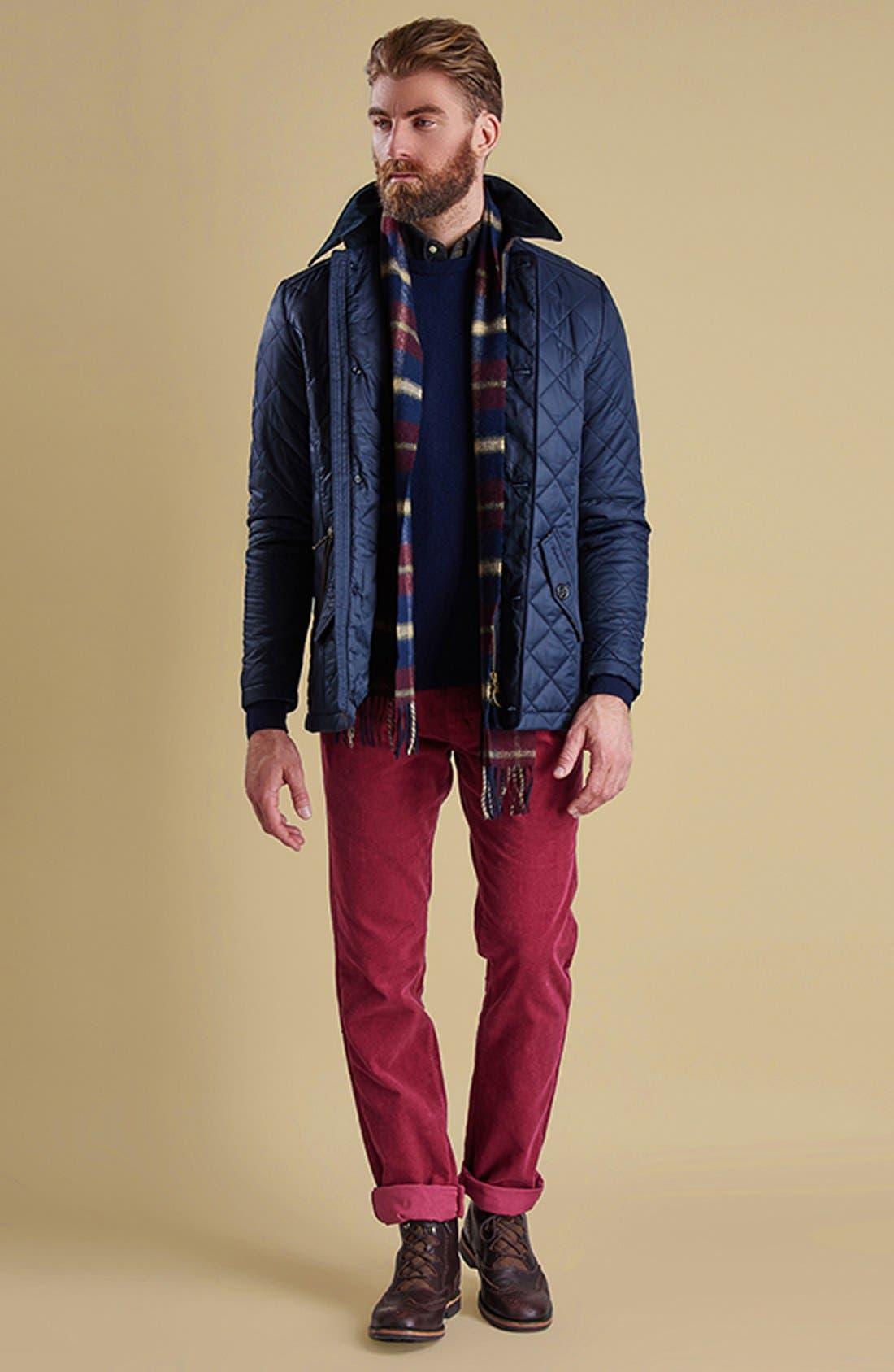 Alternate Image 10  - Barbour 'Fortnum' Regular Fit Quilted Jacket