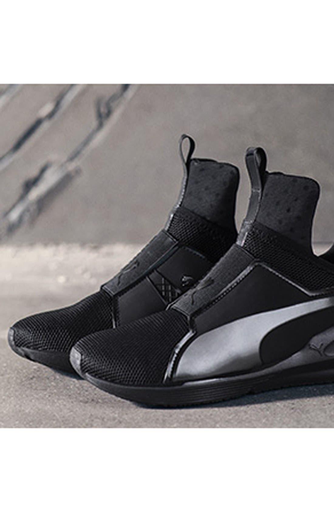 Alternate Image 10  - PUMA 'Fierce Core' High Top Sneaker (Women)