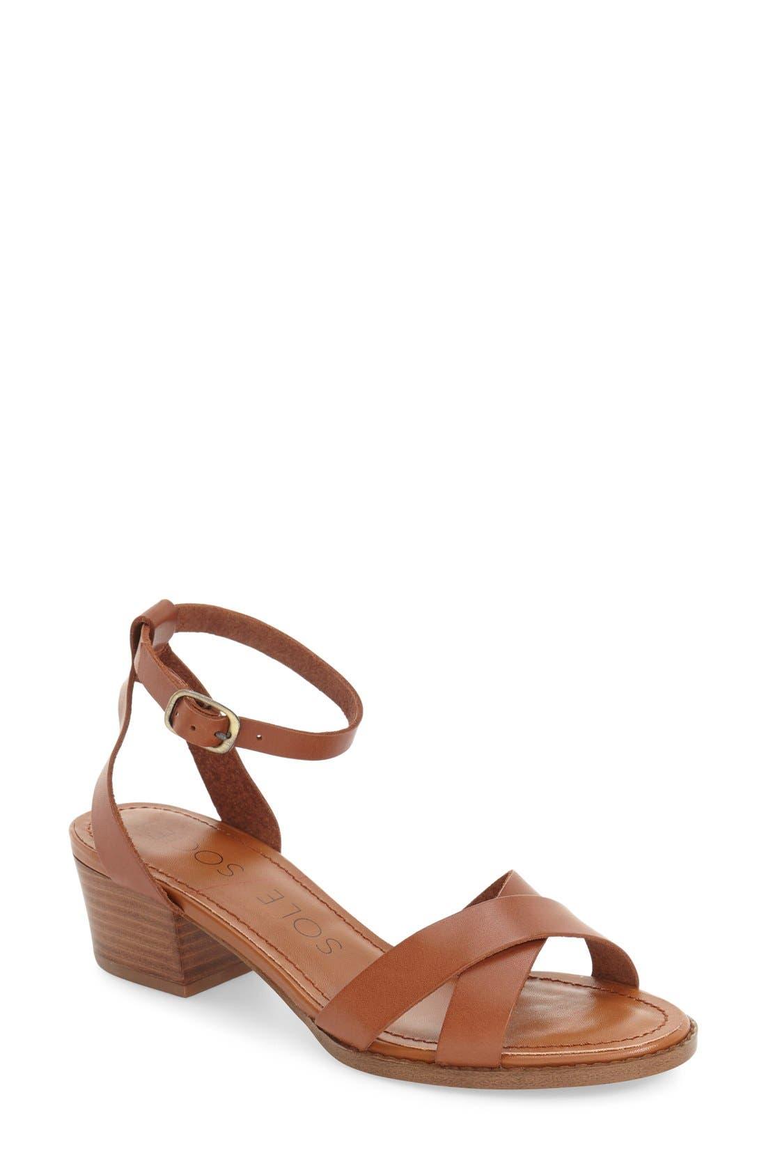 Alternate Image 1 Selected - Sole Society 'Savannah' Sandal (Women)