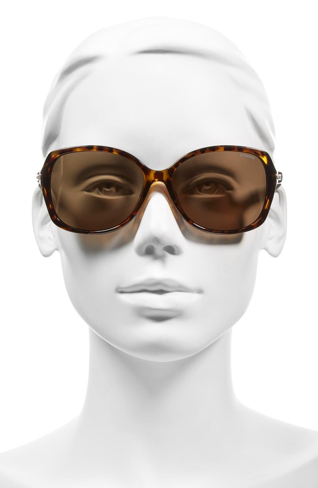 Alternate Image 2  - Polaroid 58mm Polarized Sunglasses