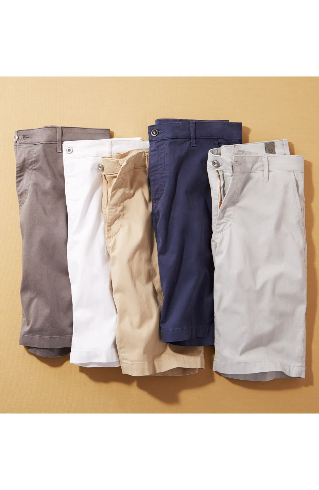 'Griffin' Chino Shorts,                             Alternate thumbnail 8, color,