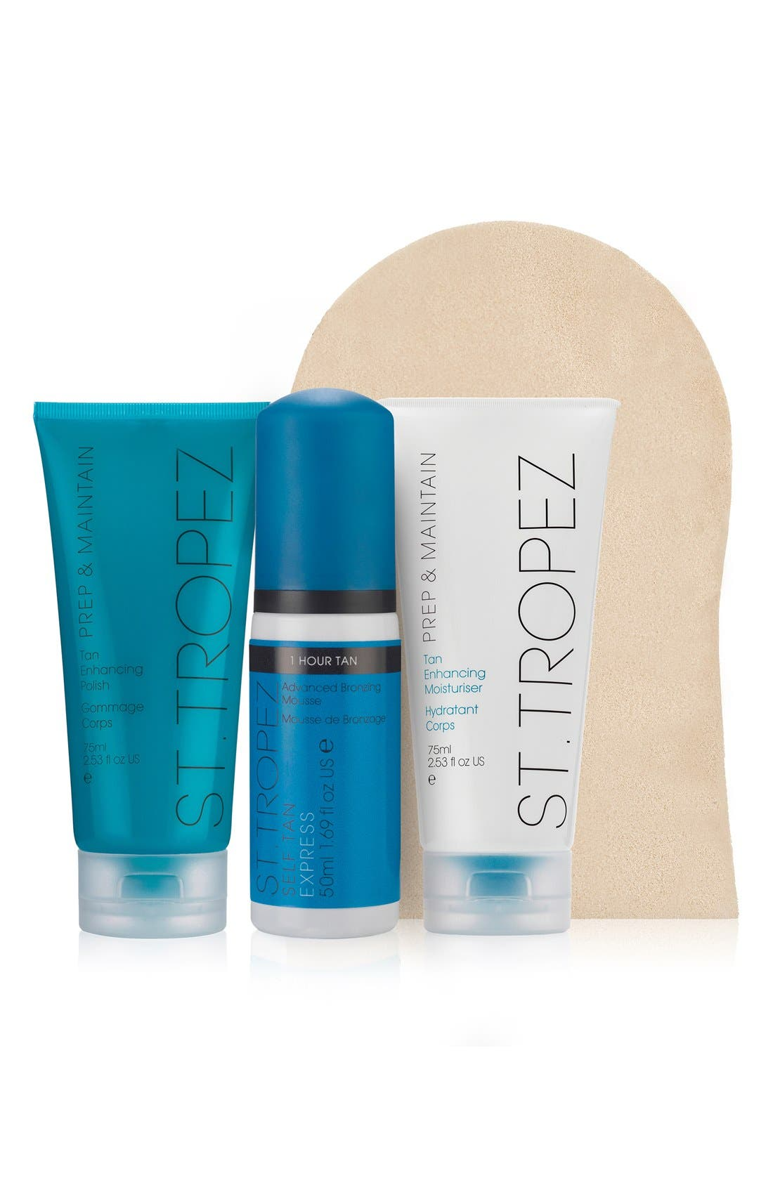 St. Tropez 'Self Tan' Express Starter Kit