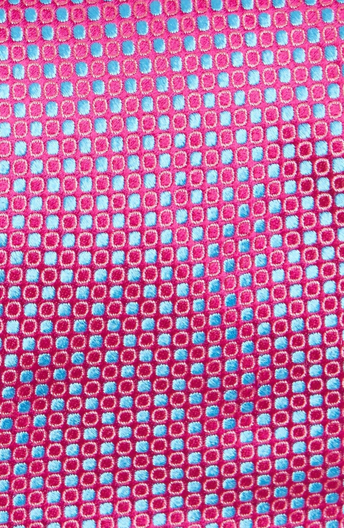 Alternate Image 2  - Ted Baker London Geometric Silk Tie