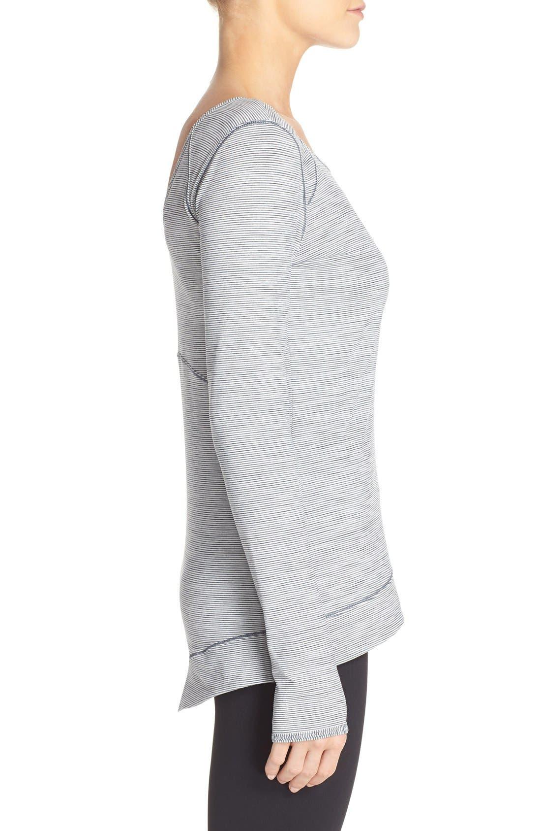 Alternate Image 3  - Zella Layer Me Pullover
