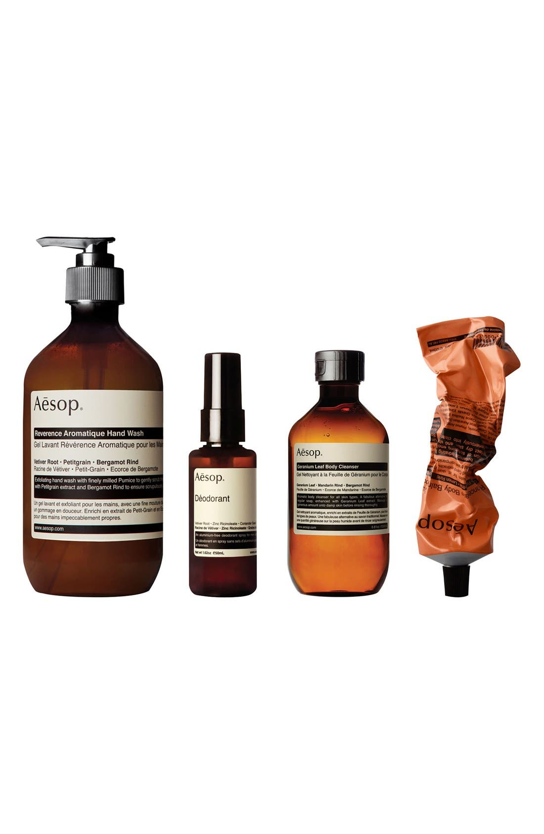 Aesop 'Letters to the Outdoors' Collection