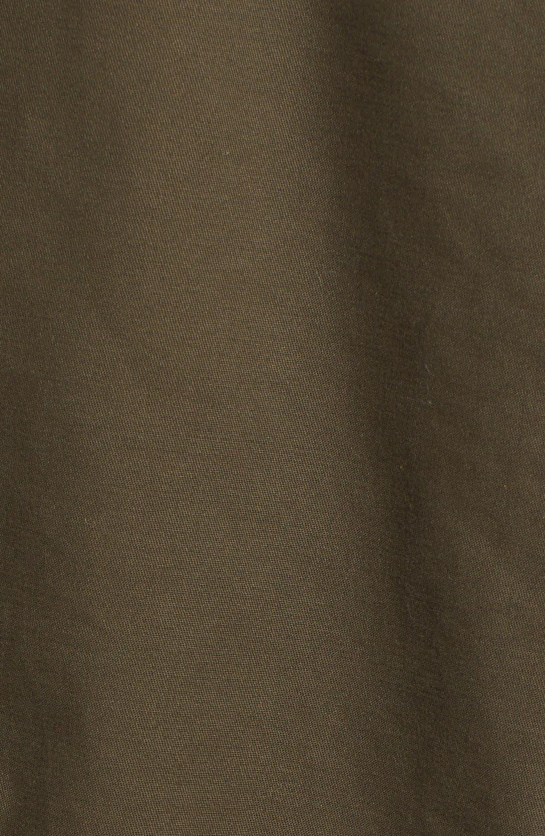 Alternate Image 5  - Tahari 'Jackie' Hooded Anorak with Removable Faux Fur Trim (Regular & Petite)