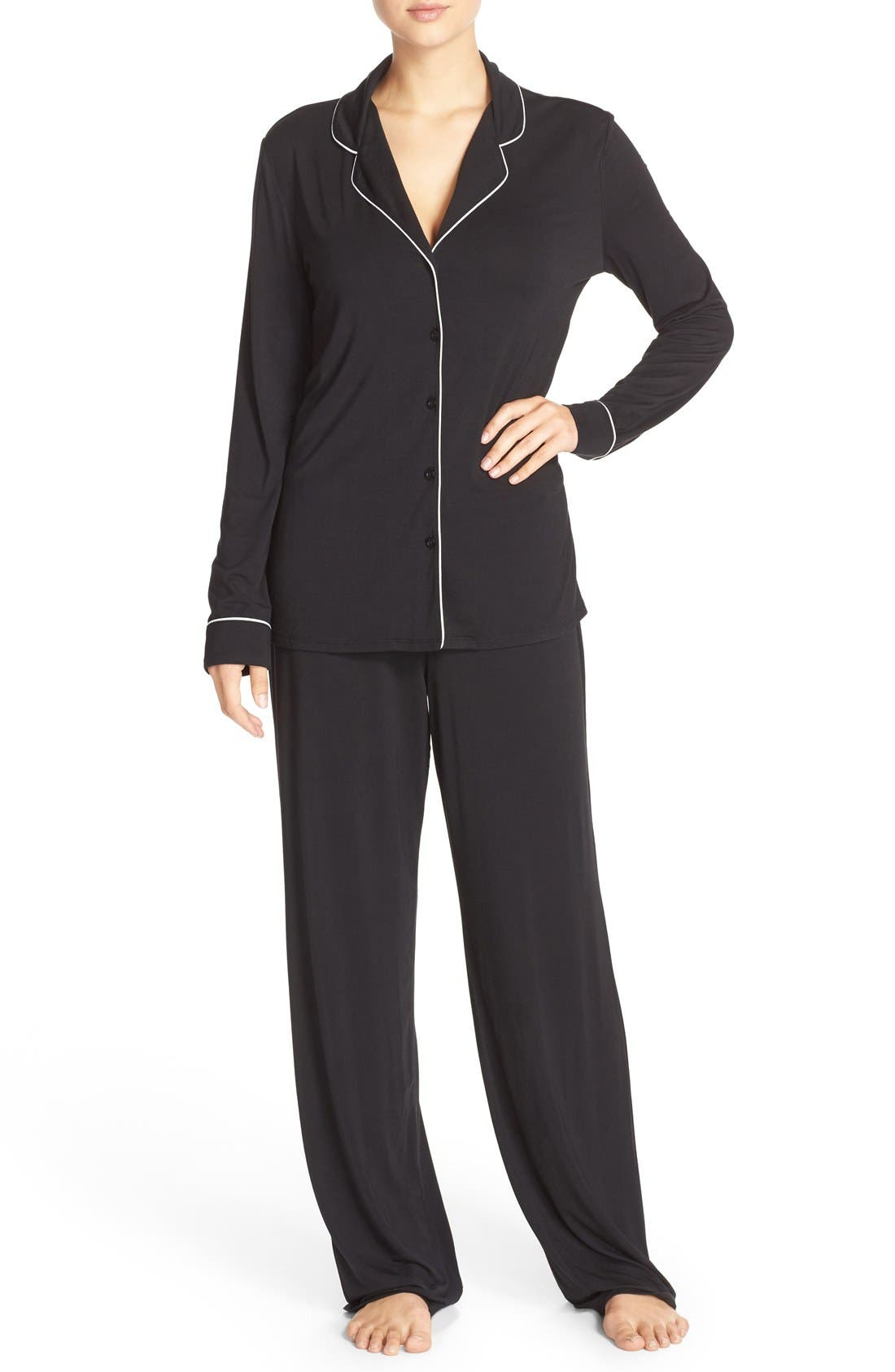 Main Image - Nordstrom Lingerie Moonlight Pajamas
