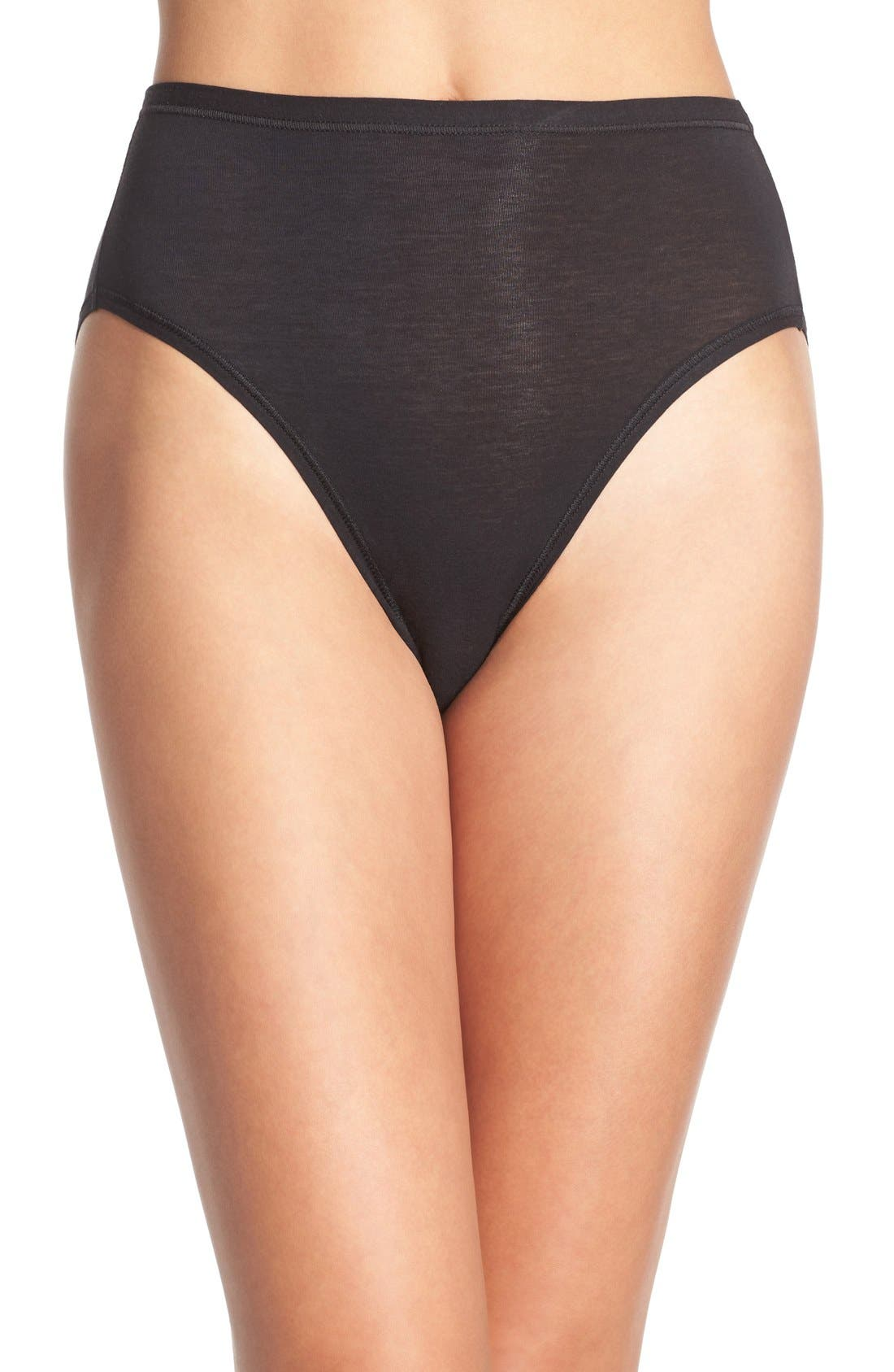 Main Image - Wacoal B Fitting High Cut Briefs (3 for $39)