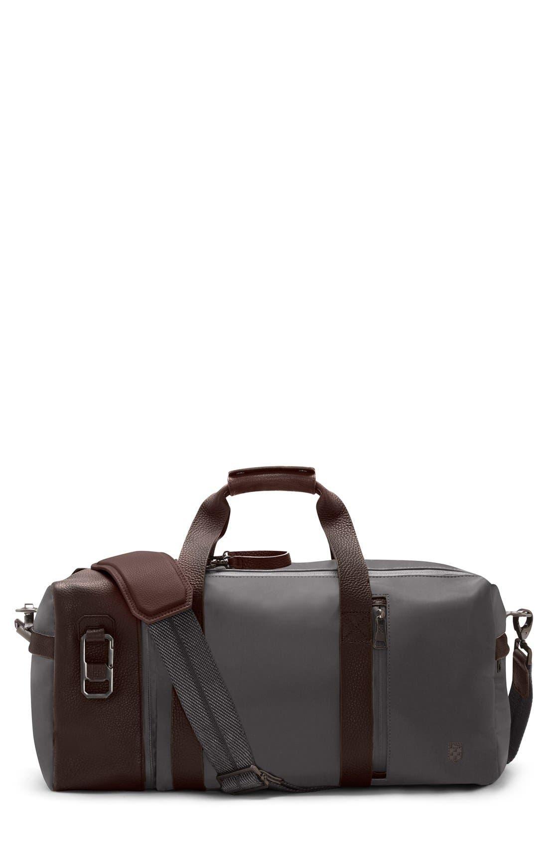 'Mestr' Duffel Bag,                         Main,                         color, Gunmetal