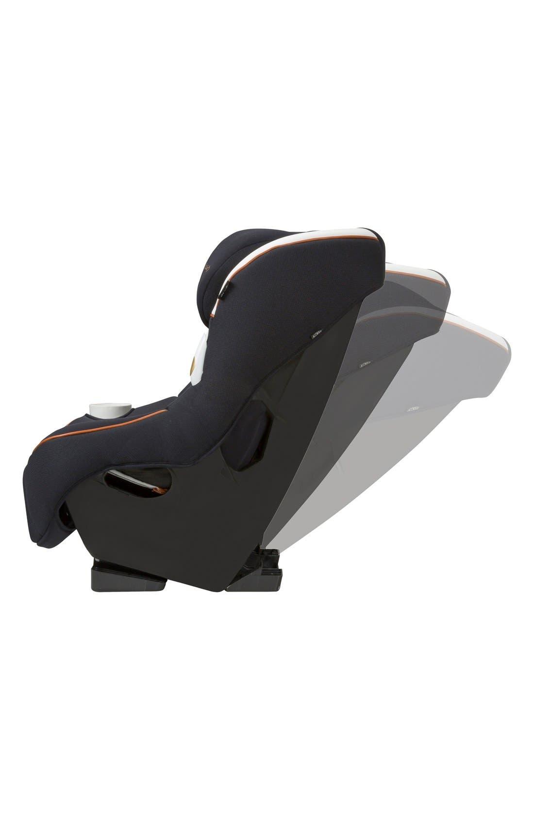 x Rachel Zoe Pria<sup>™</sup> 85 - Special Edition Car Seat,                             Alternate thumbnail 6, color,                             Black/ White