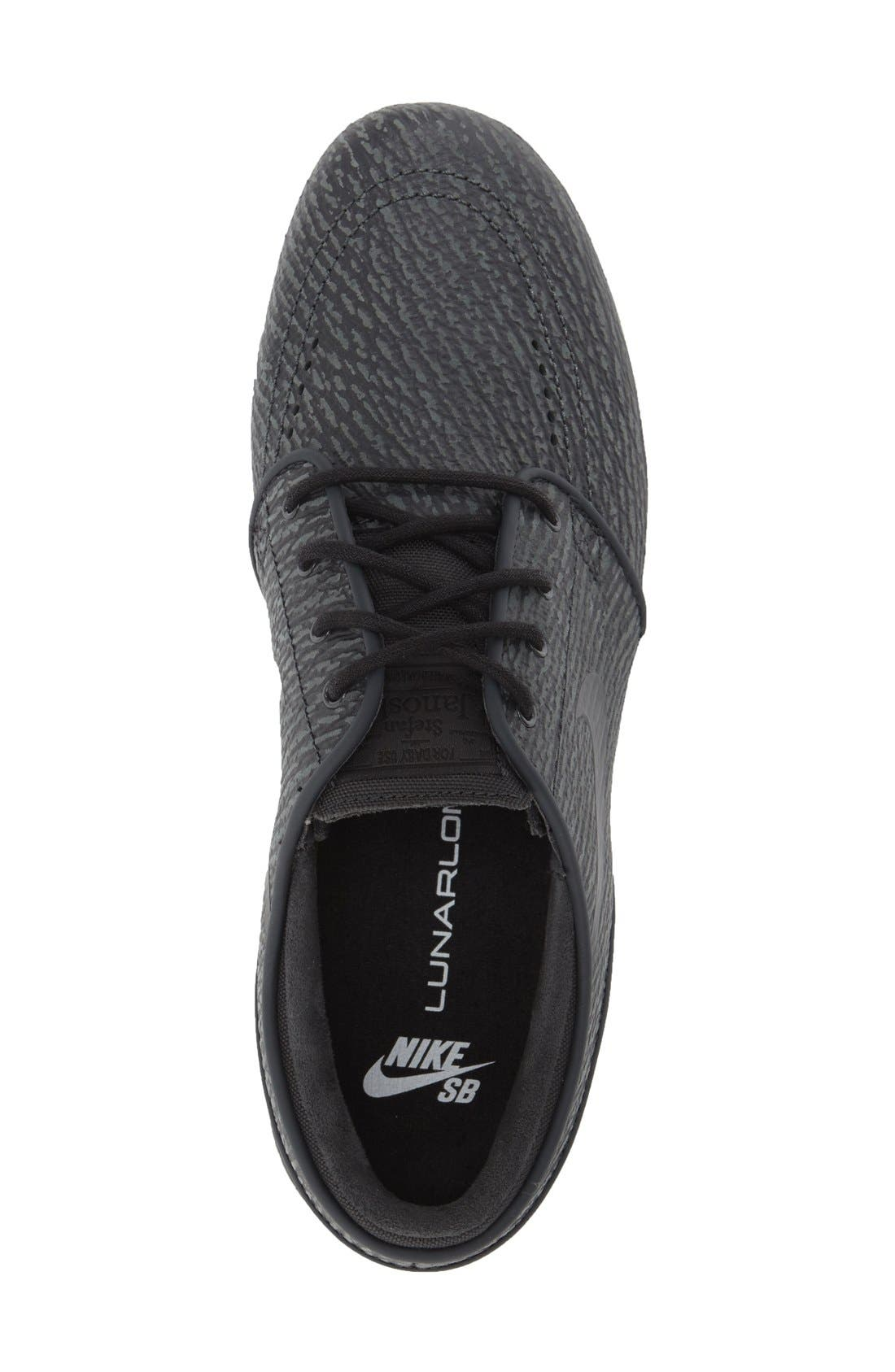 Alternate Image 3  - Nike 'Lunar - Stefan Janoski SB' Skate Shoe (Men)
