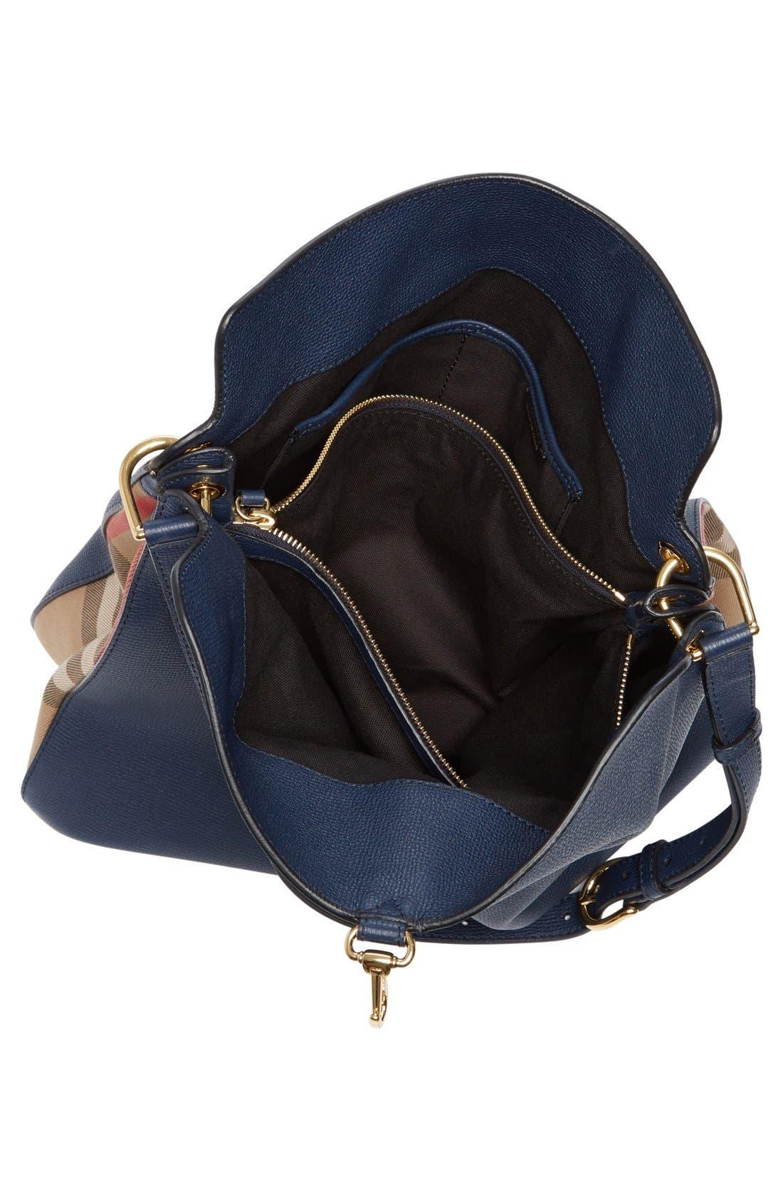 Alternate Image 4  - Burberry 'Medium Cornwall' Shoulder Bag