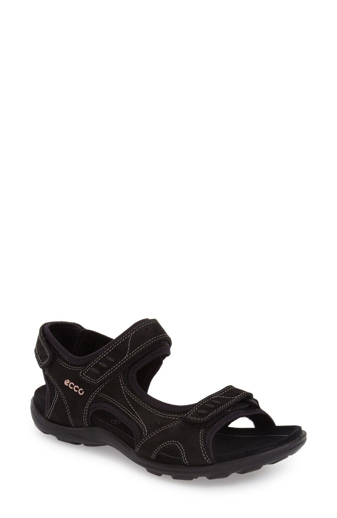 Alternate Image 1 Selected - ECCO 'Kana' Sport Sandal (Women)