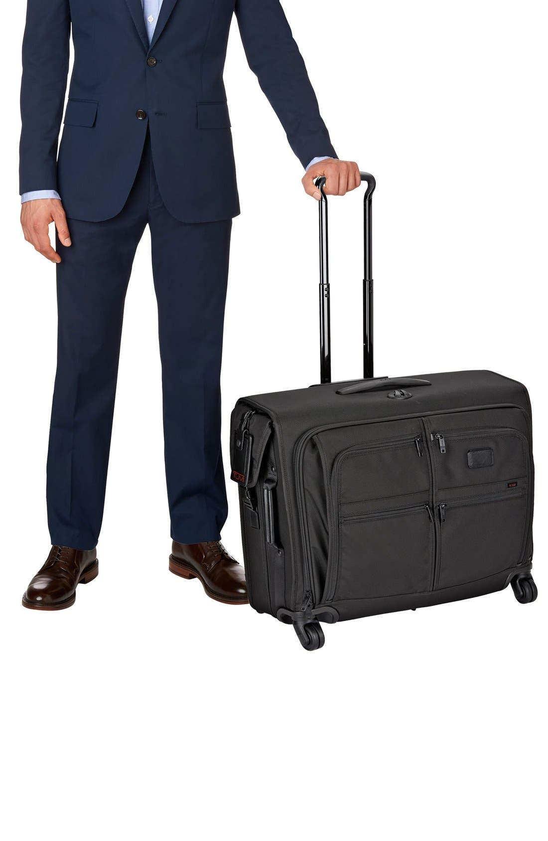 Alternate Image 6  - Tumi 'Alpha 2' Medium Trip Wheeled Garment Bag