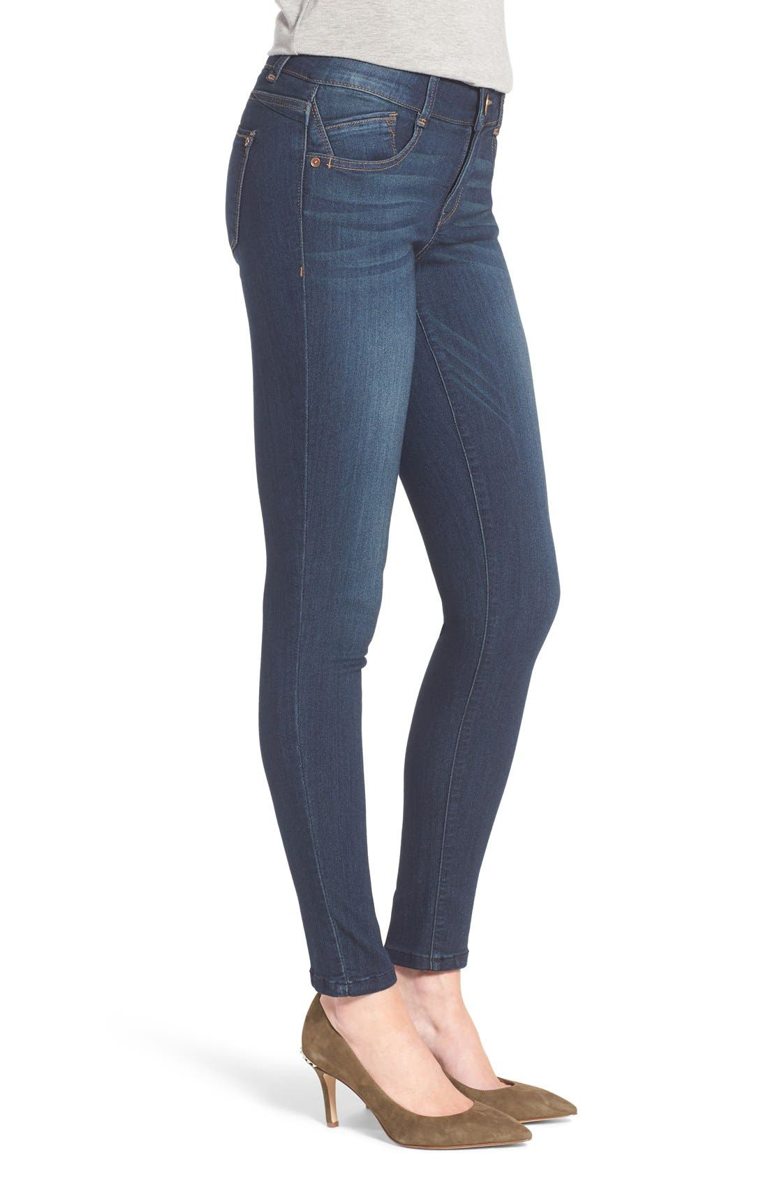 Alternate Image 3  - Wit & Wisdom 'Ab-solution' Stretch Skinny Jeans (Nordstrom Exclusive)